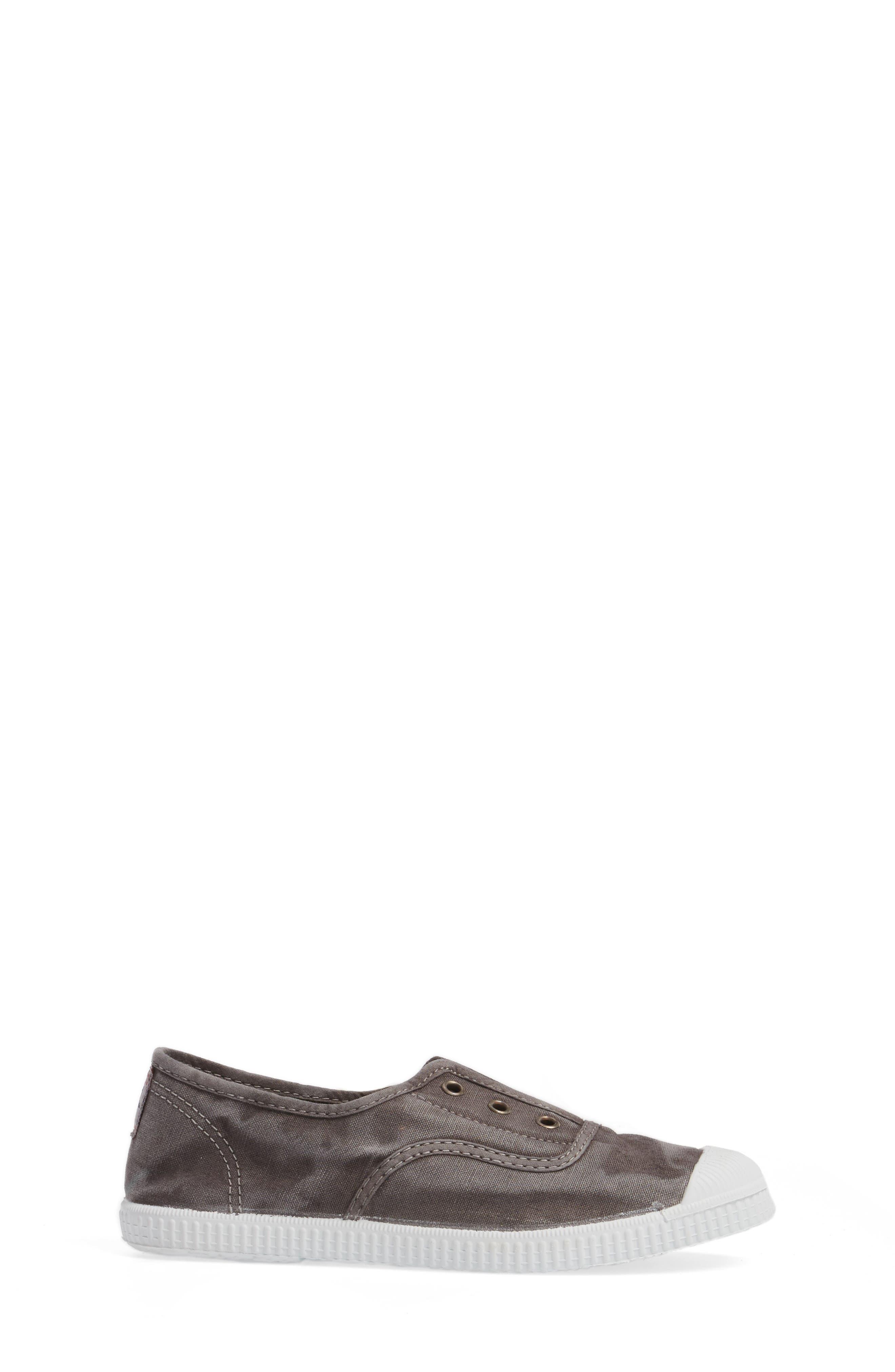 Alternate Image 3  - Cienta Laceless Slip-On Sneaker (Walker, Toddler, Little Kid & Big Kid)
