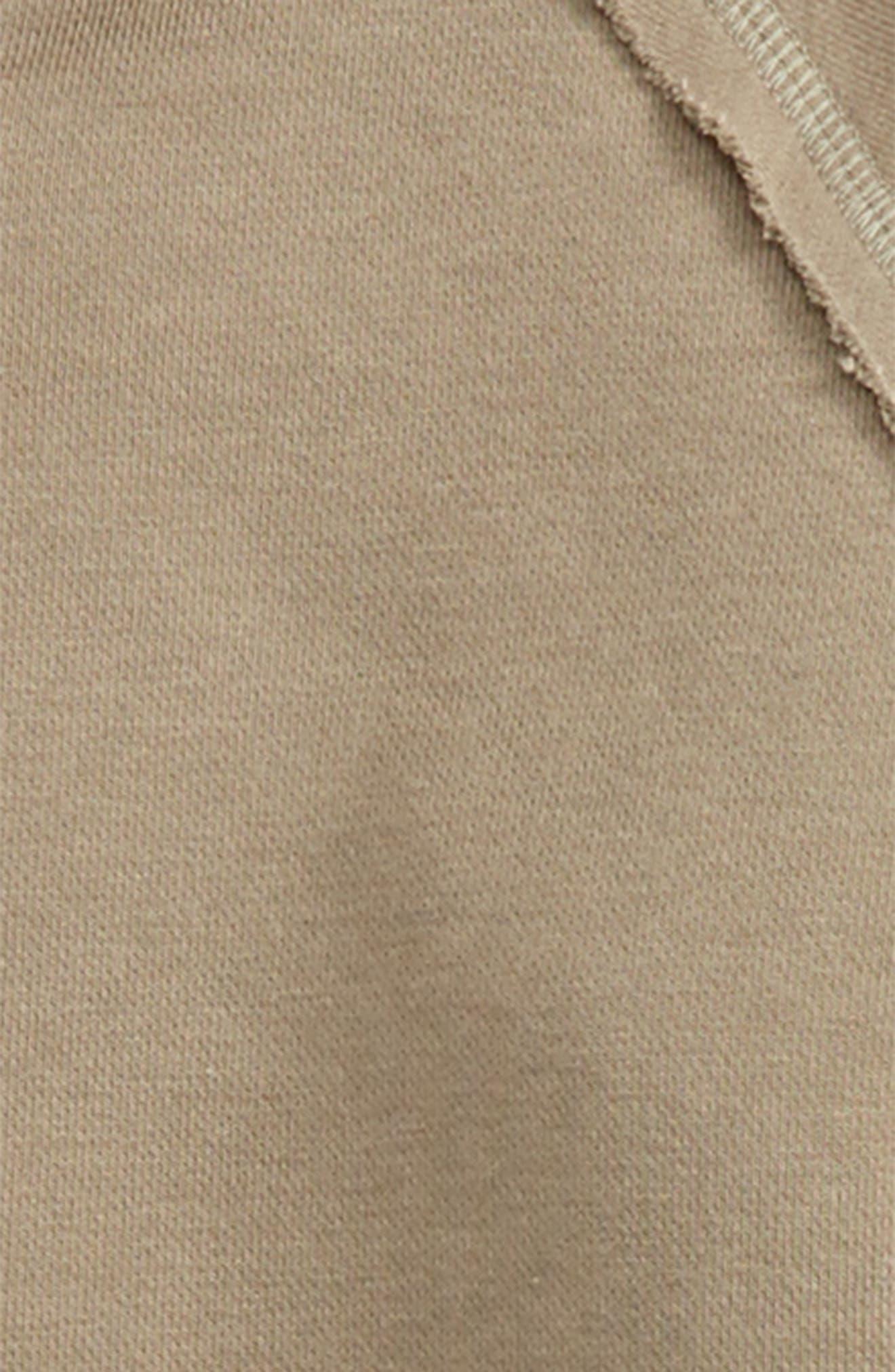 Raglan Sleeve Sweatshirt,                             Alternate thumbnail 2, color,                             Slate