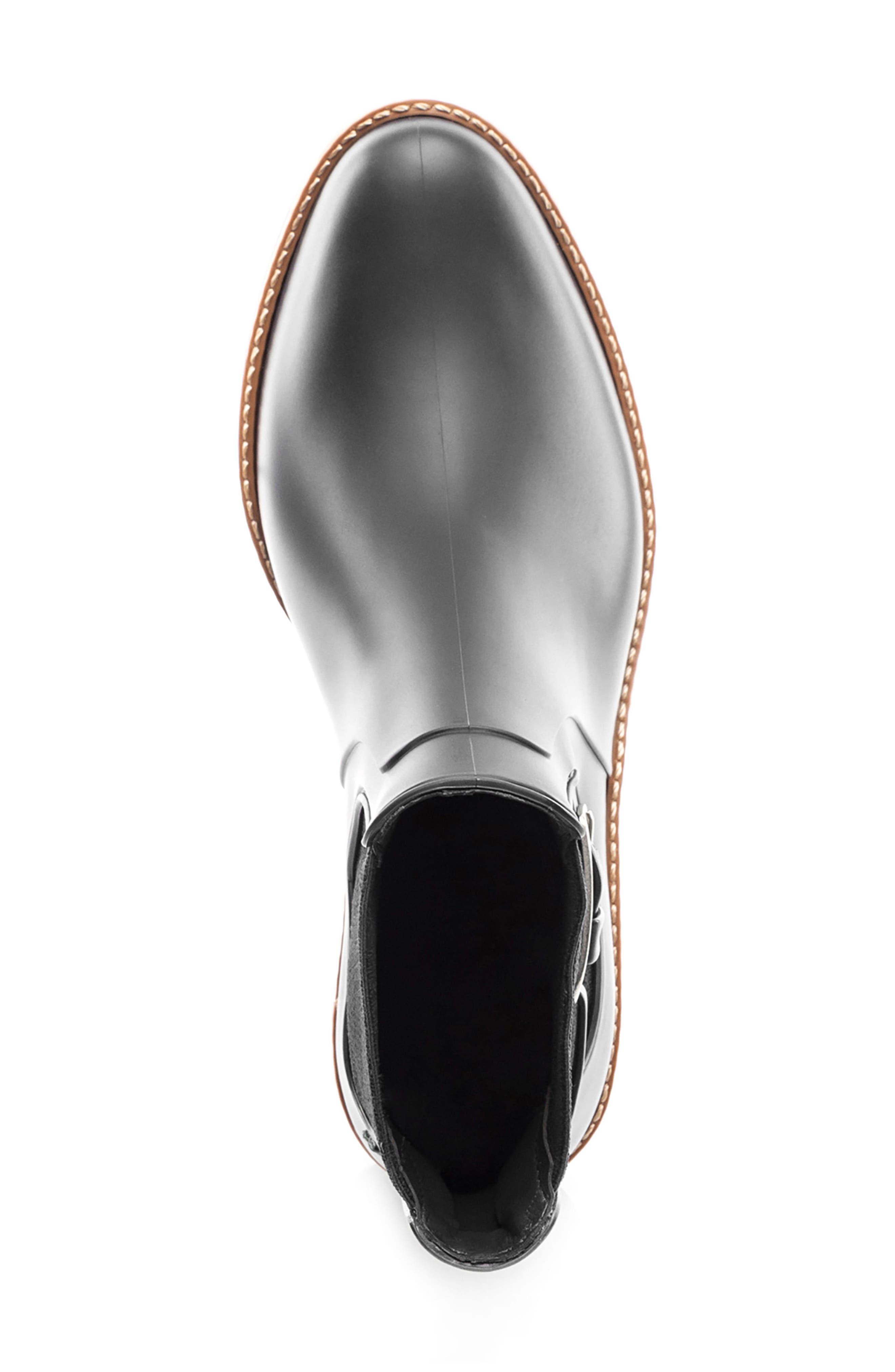 Alternate Image 5  - Bernardo Footwear Pansie Rain Boot (Women)