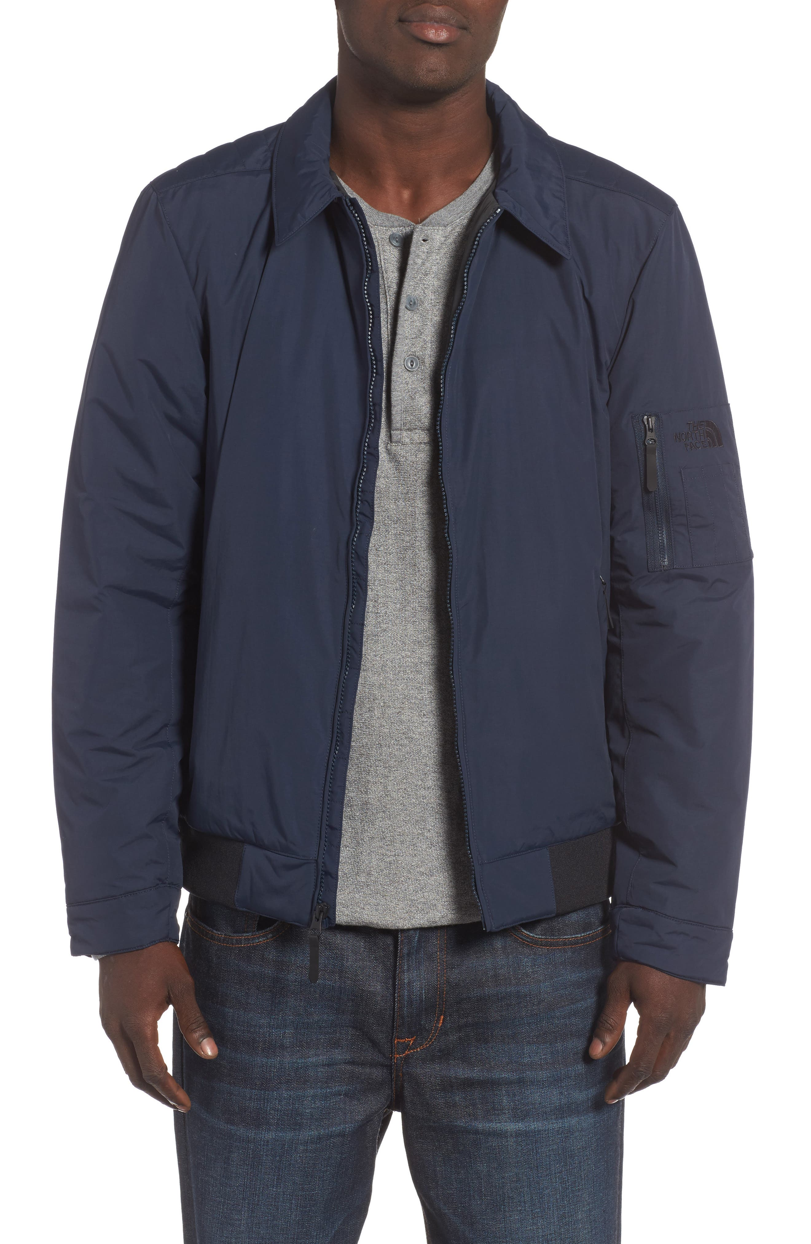 The North Face Barstol Aviator Jacket