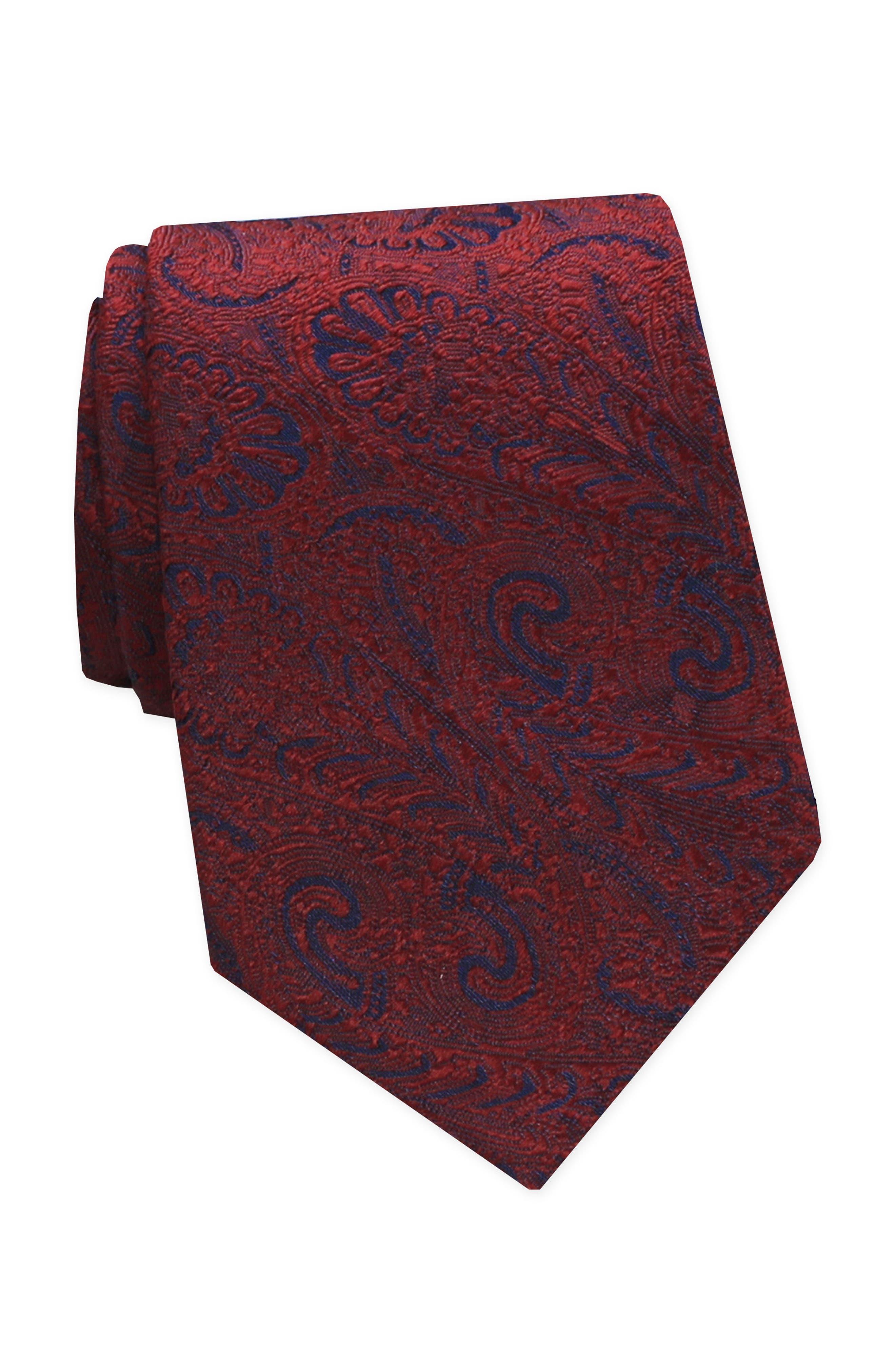 Main Image - Gitman Paisley Silk Tie