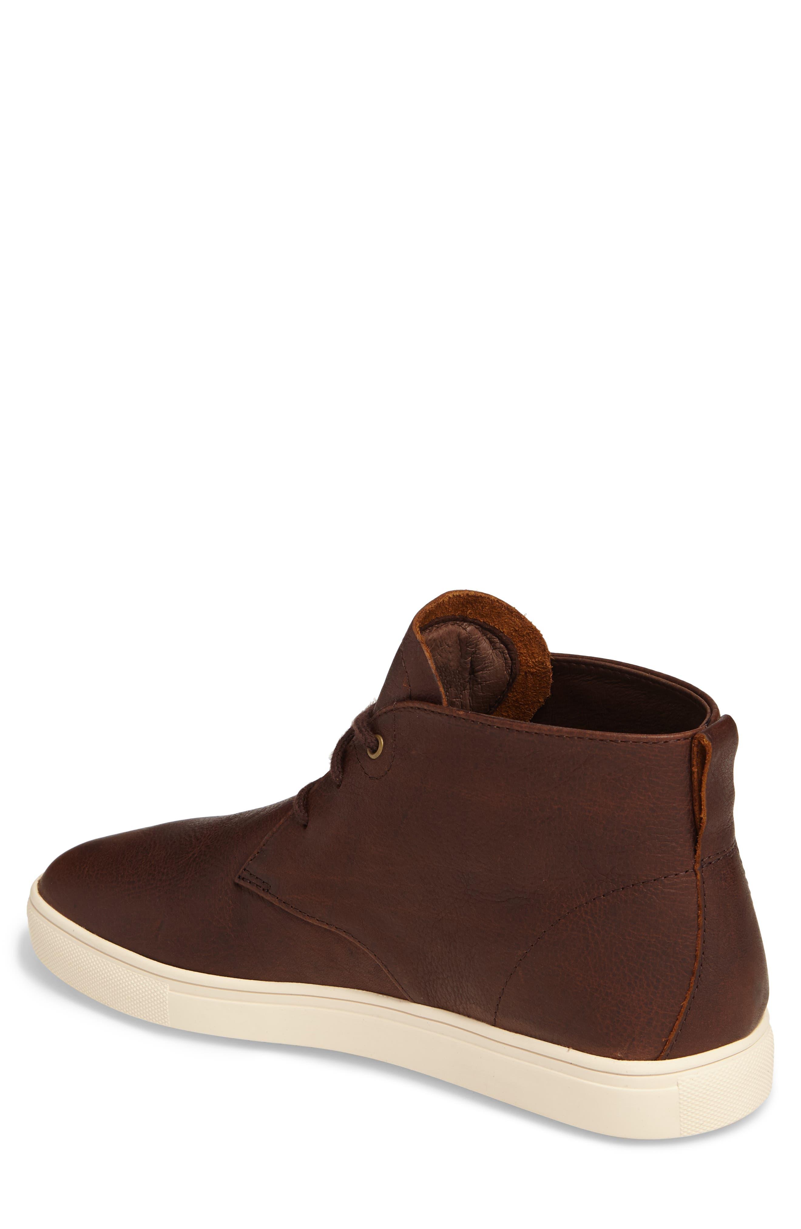 'Strayhorn SP' Chukka Boot,                             Alternate thumbnail 2, color,                             Cocoa Leather