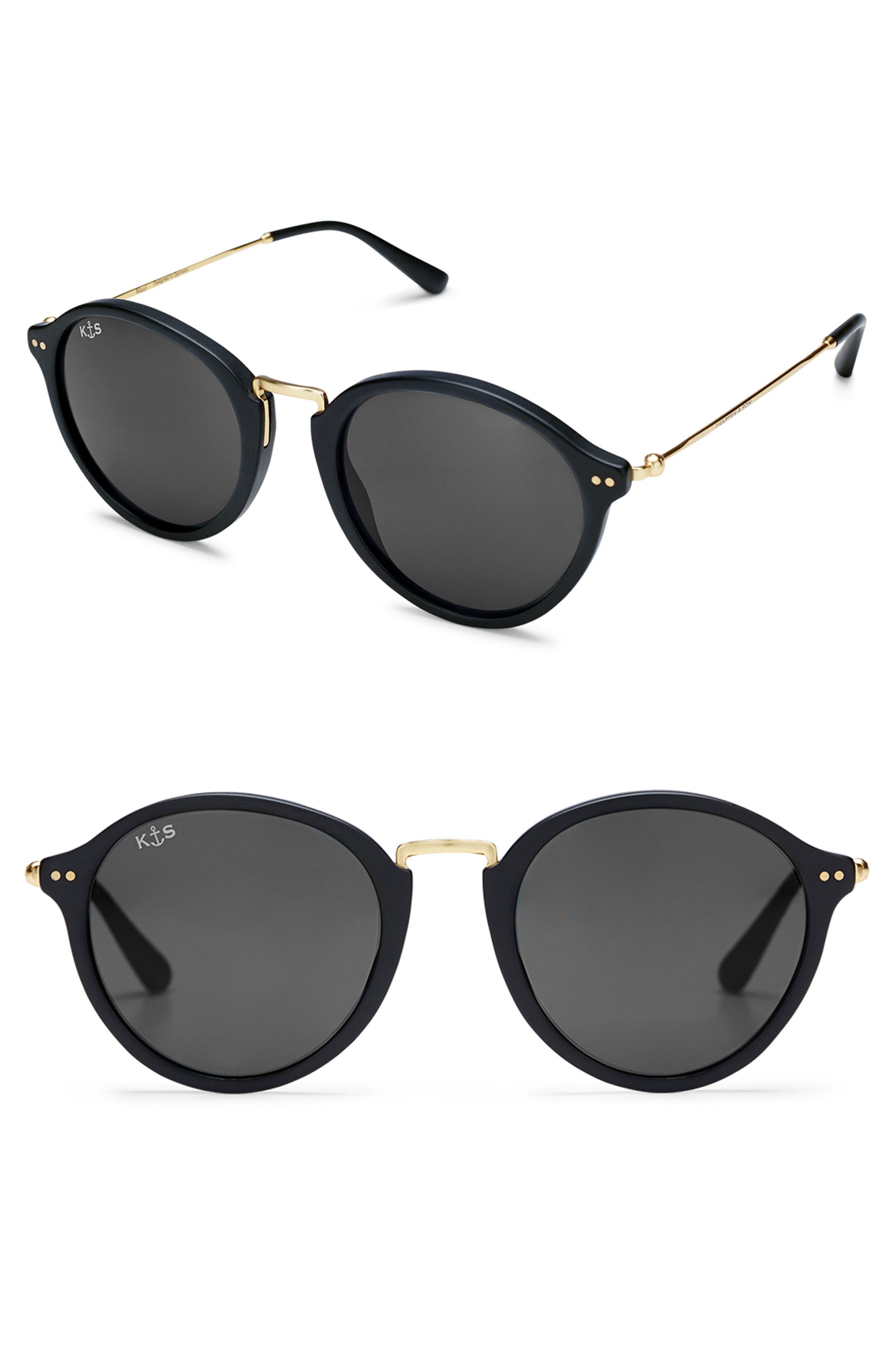 Kapten & Son Maui 48mm Sunglasses