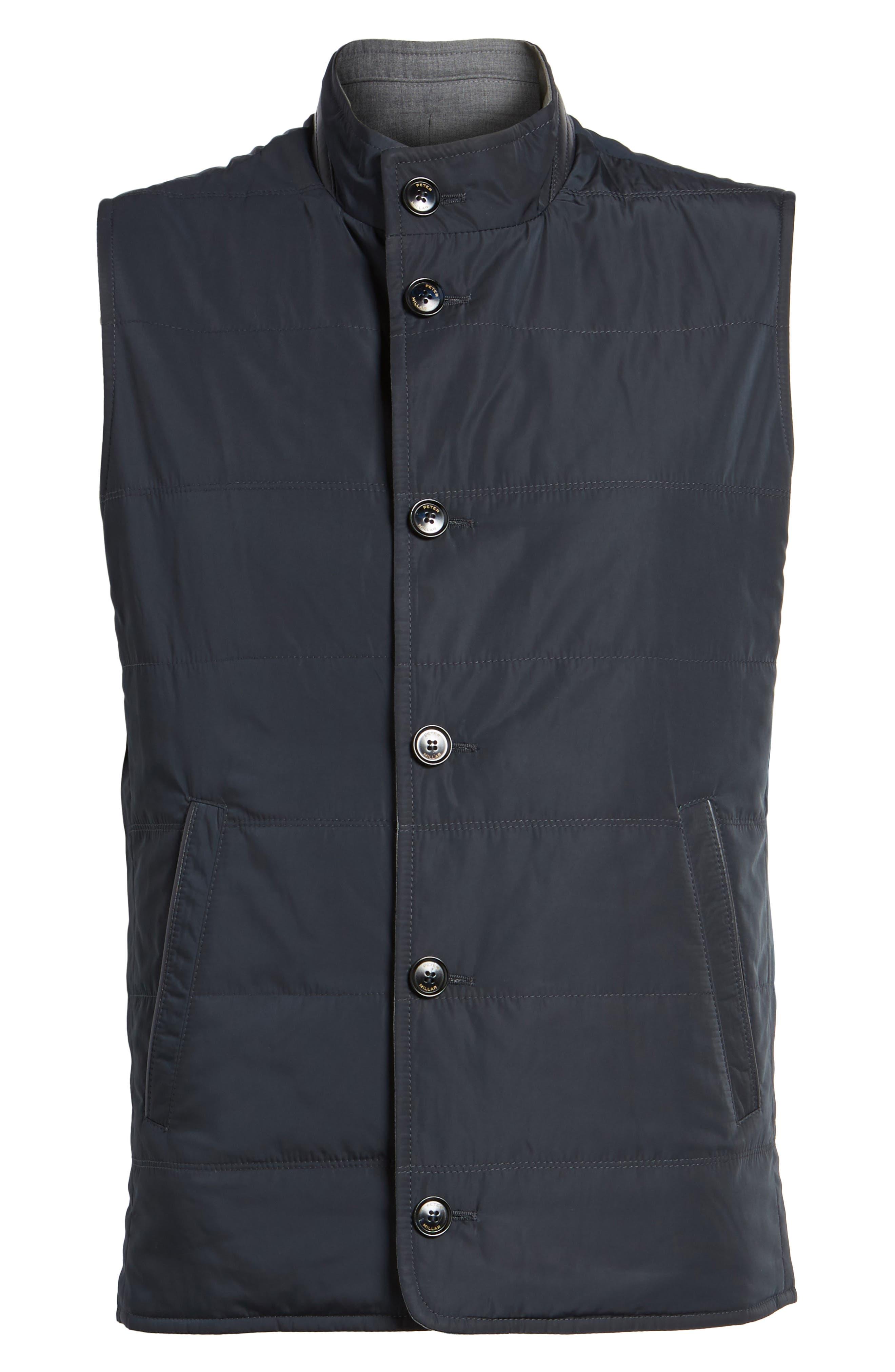Alternate Image 6  - Peter Millar Collection Reversible Vest