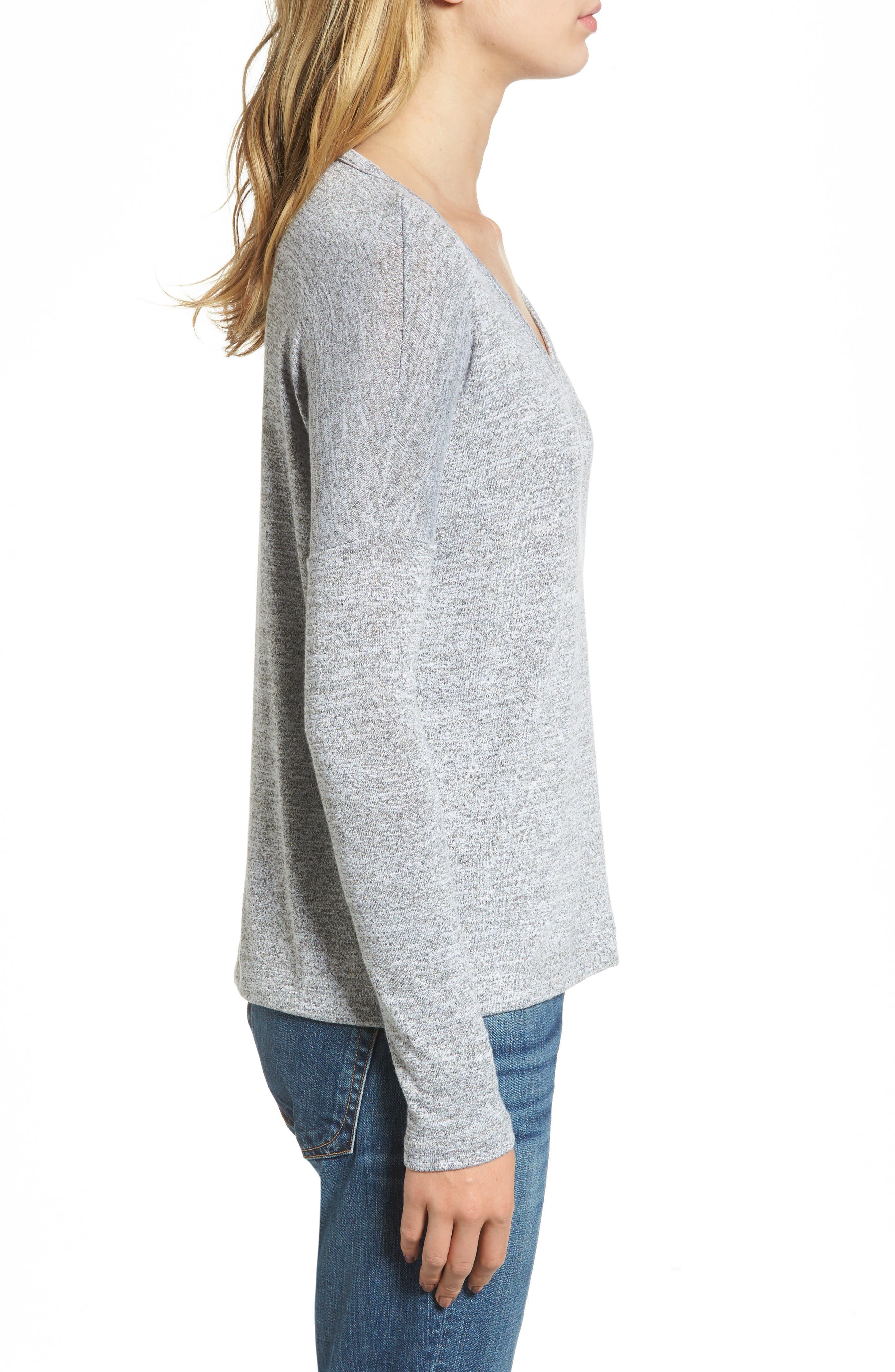 Alternate Image 3  - rag & bone/JEAN Long Sleeve Tee (Nordstrom Exclusive)