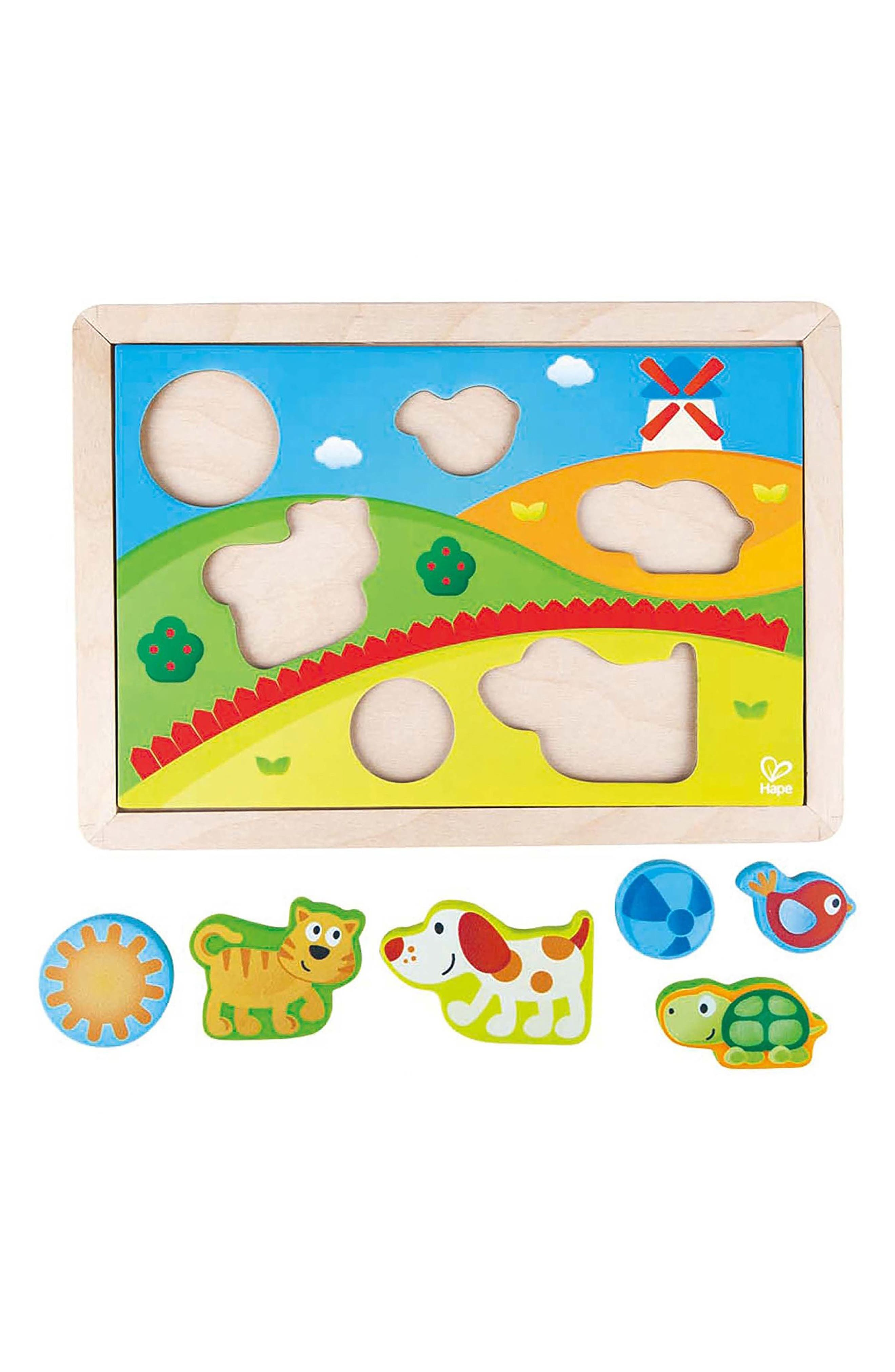 Sunny Valley 3-in-1 Puzzle,                             Alternate thumbnail 4, color,                             Multi