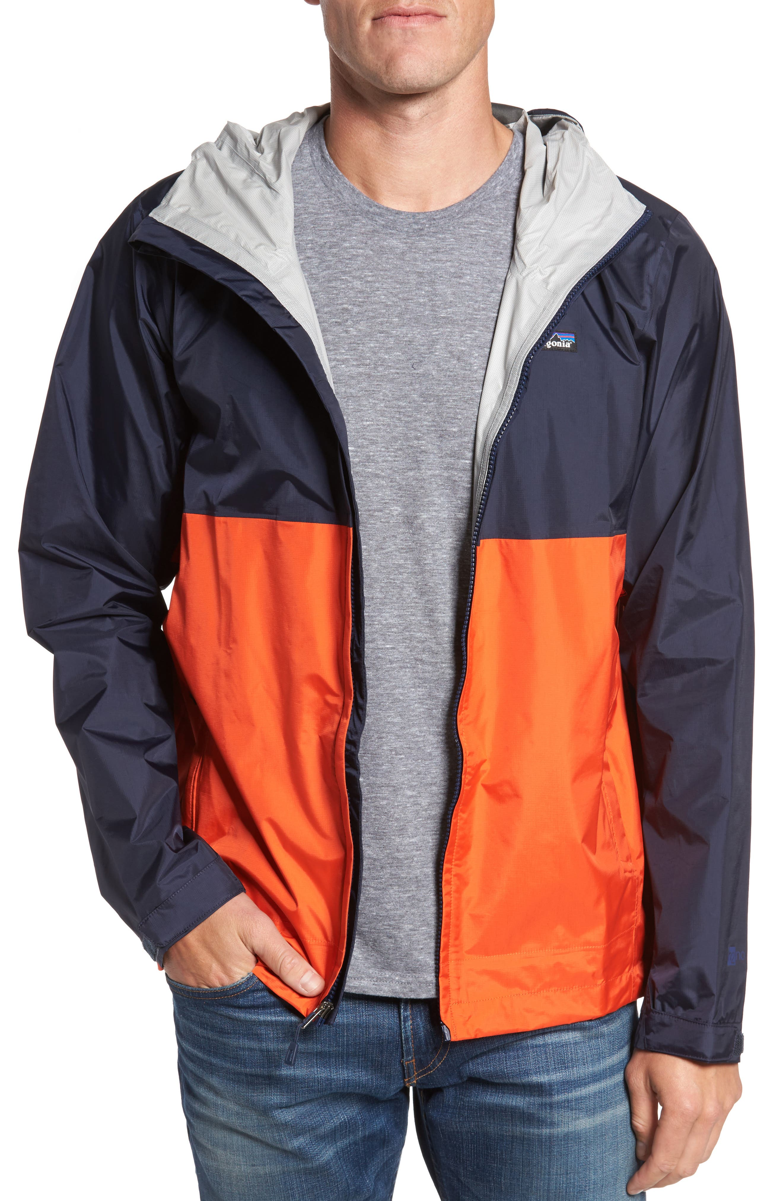 Alternate Image 1 Selected - Patagonia 'Torrentshell' Packable Rain Jacket