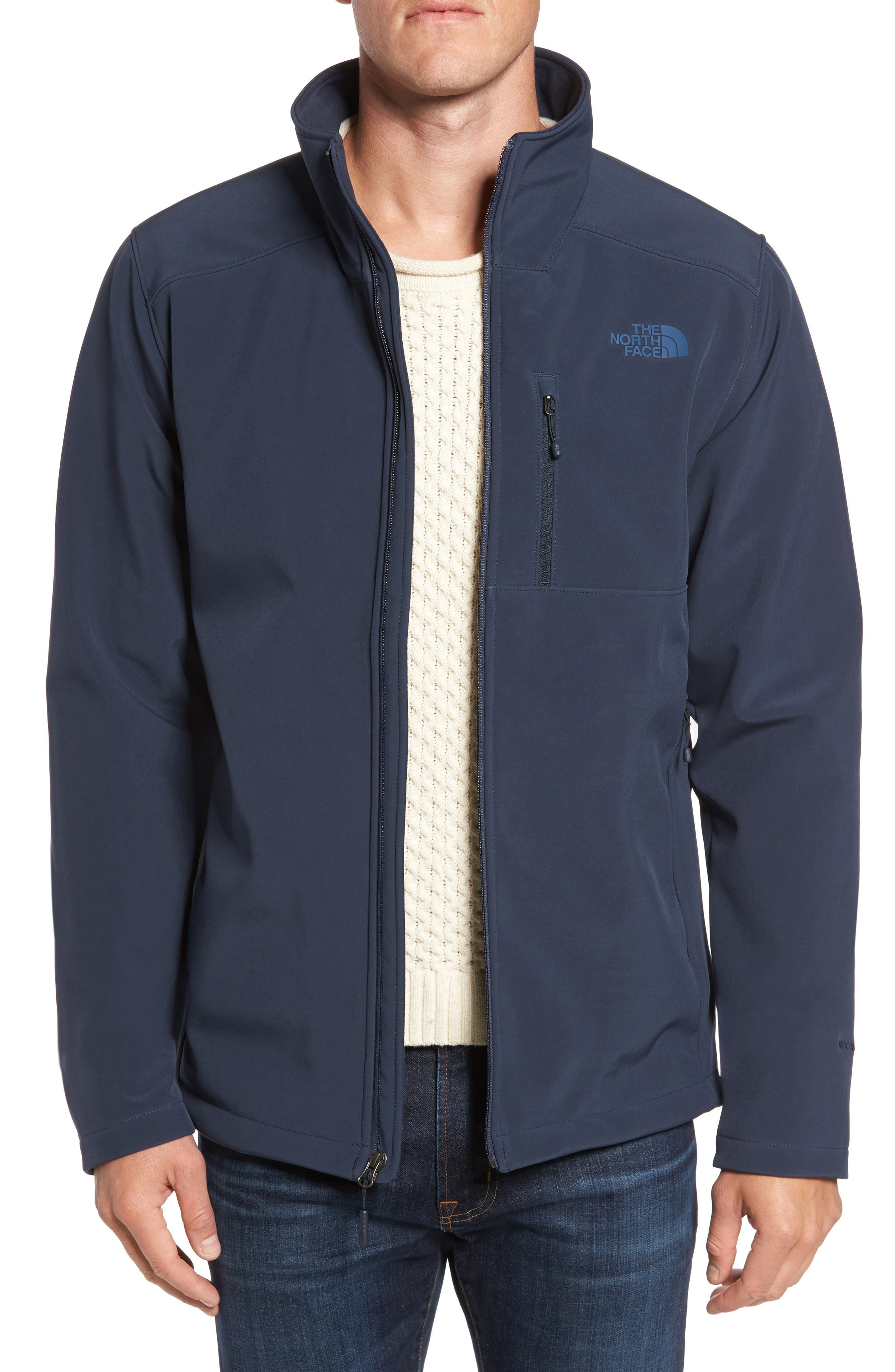 Main Image - The North Face Apex Bionic 2 Water Repellent Jacket (Tall)