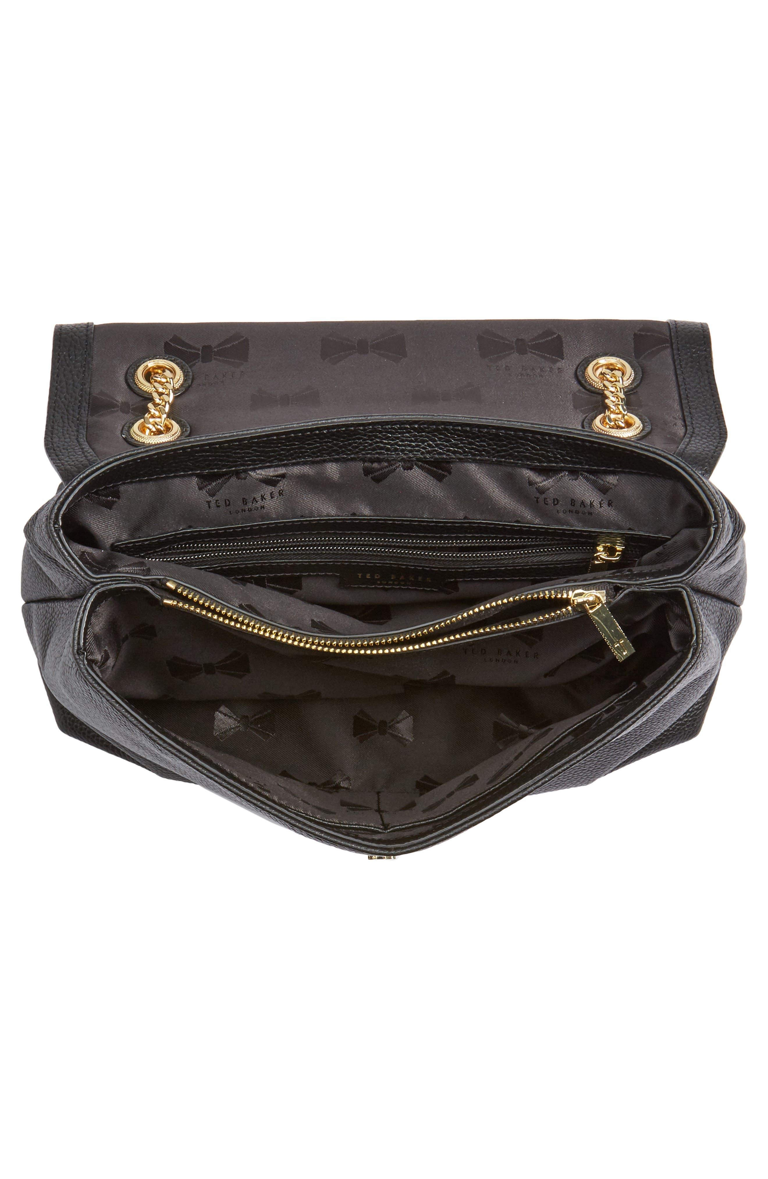 Alternate Image 3  - Ted Baker London Sophina Suede Shoulder Bag