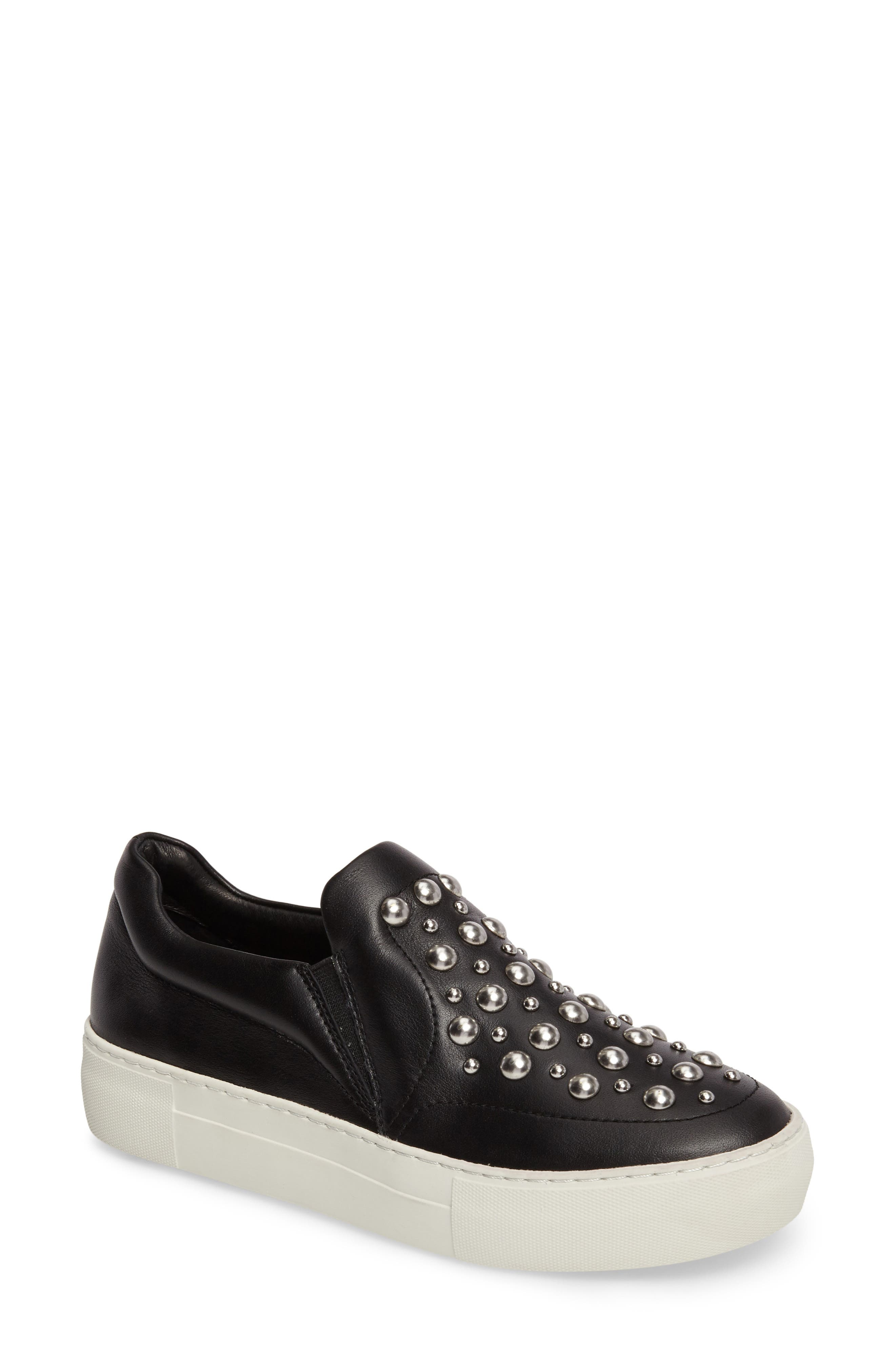 JSlides Atom Slip-On Platform Sneaker (Women)