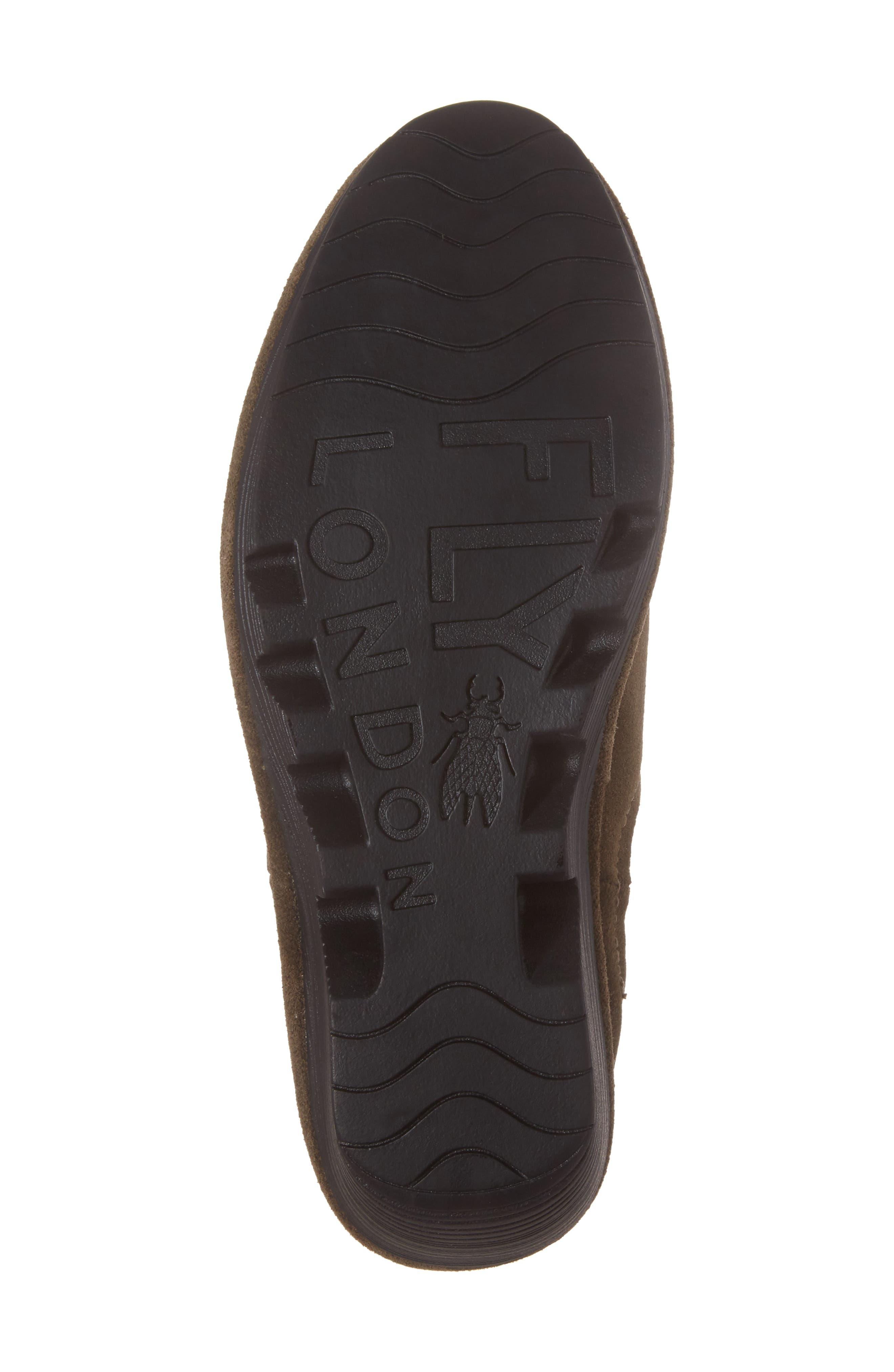 'Phil' Chelsea Boot,                             Alternate thumbnail 6, color,                             Sludge Suede