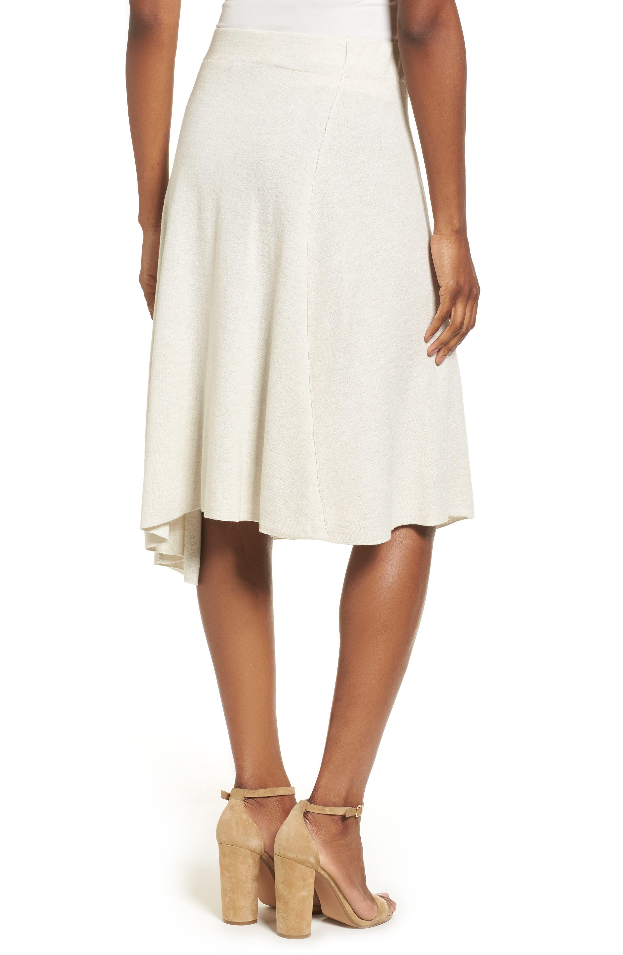 Alternate Image 2  - NIC+ZOE Mod Twirl Skirt (Regular & Petite)