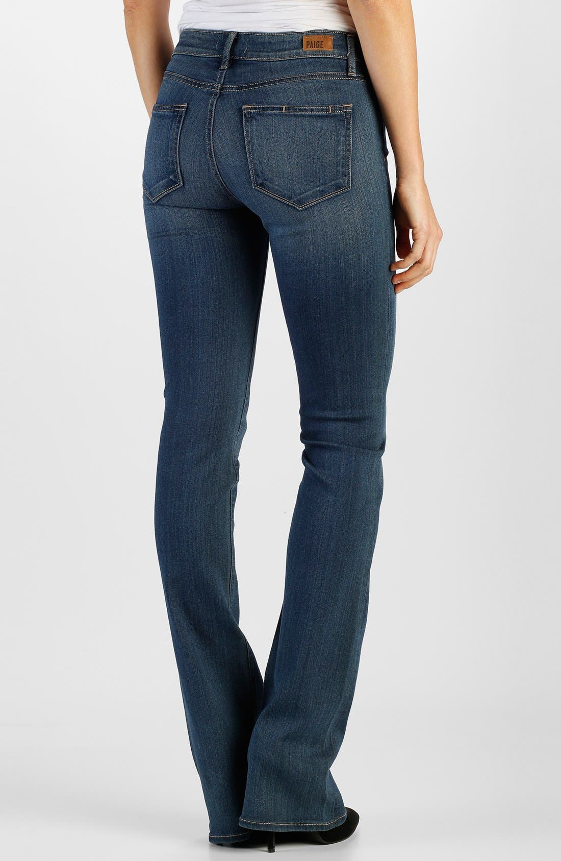 Alternate Image 2  - Paige Denim 'Manhattan' Bootcut Jeans (Lex)