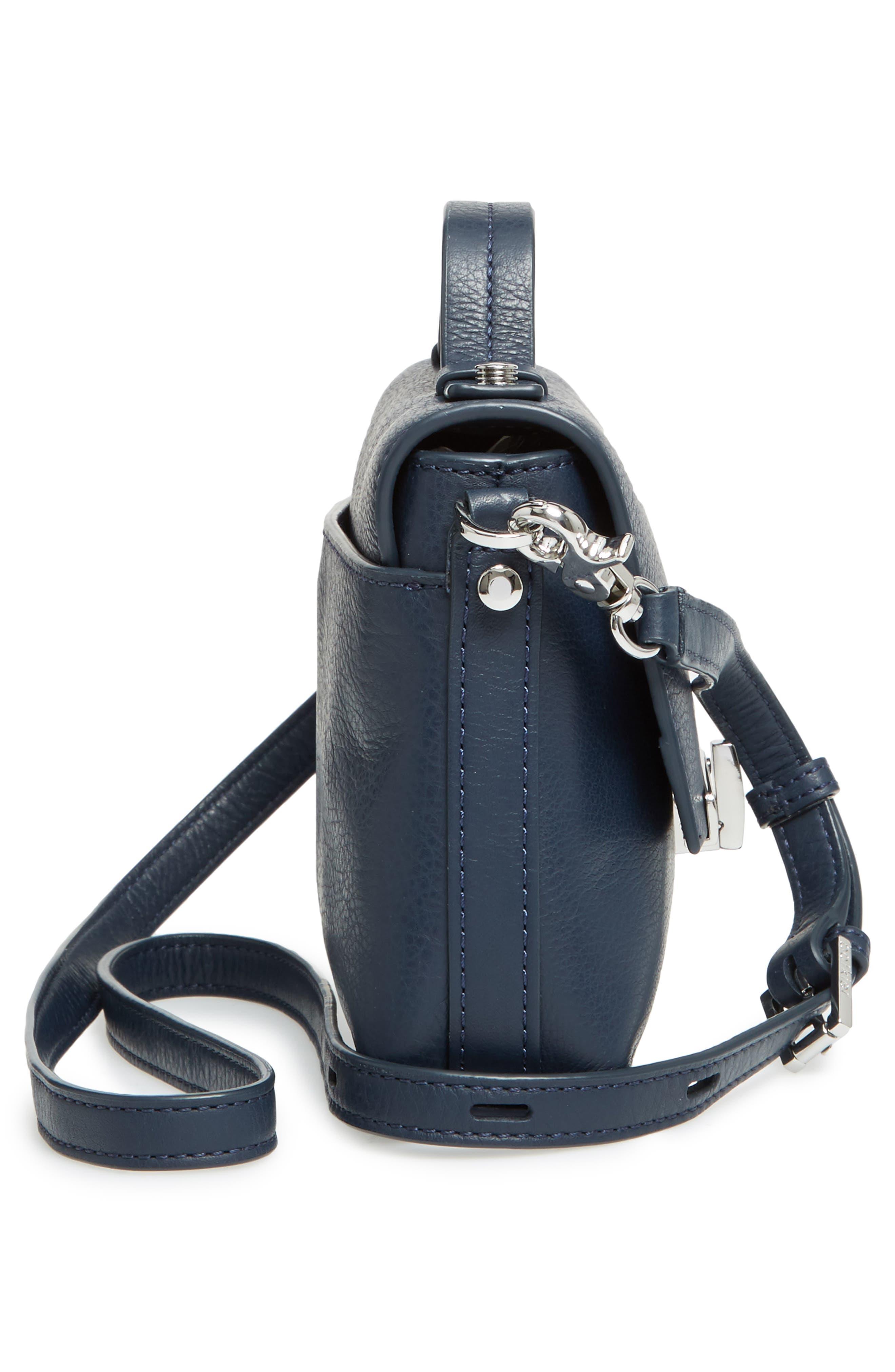 Alternate Image 4  - Botkier Bleeker Leather Top Handle Satchel