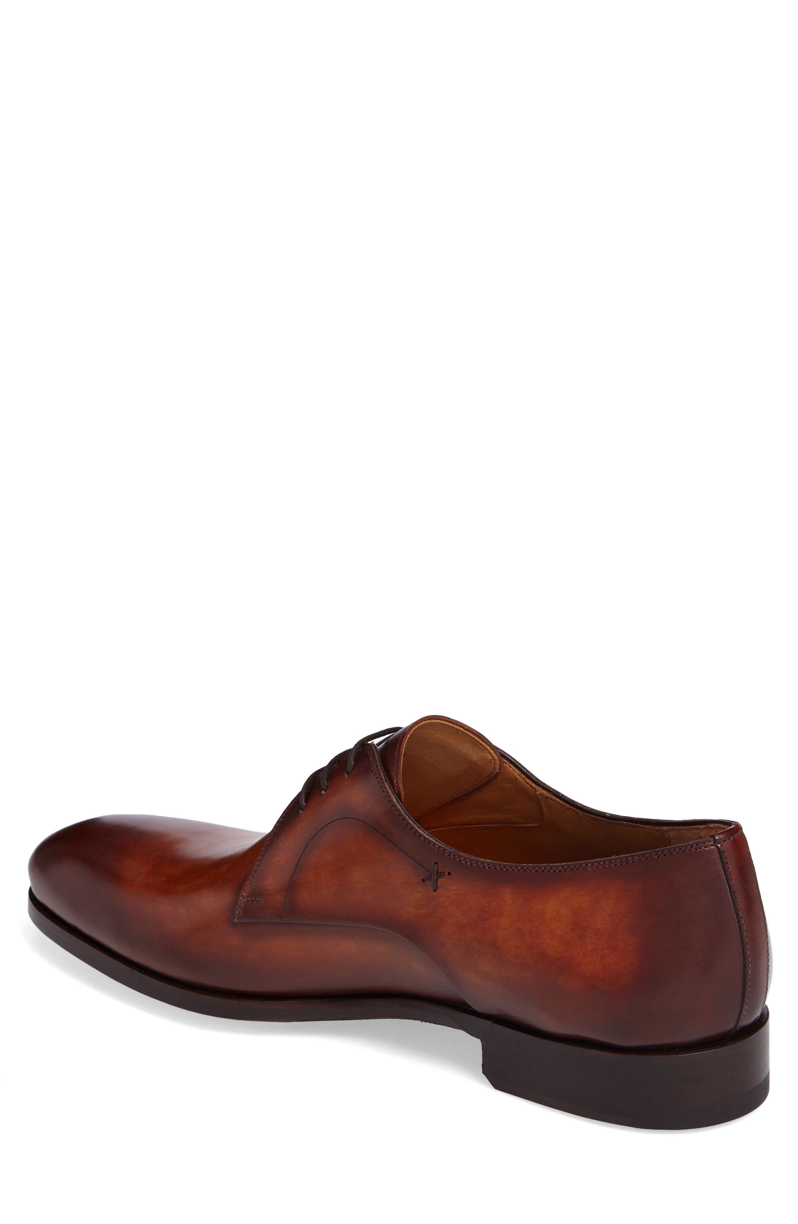 Alternate Image 2  - Magnanni Mana Plain Toe Derby (Men)