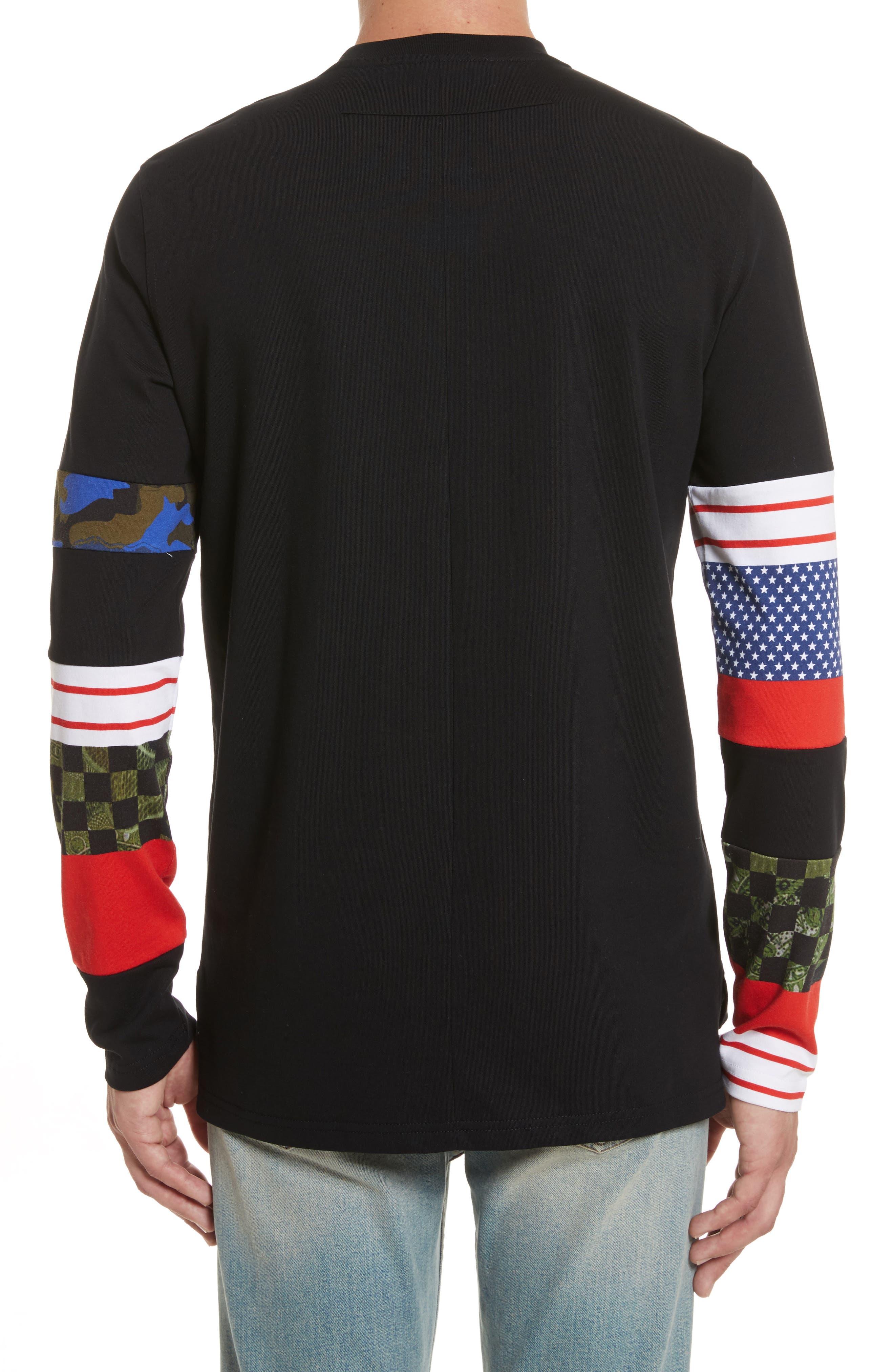 Alternate Image 2  - Givenchy Cuban Fit Circle Star Print T-Shirt