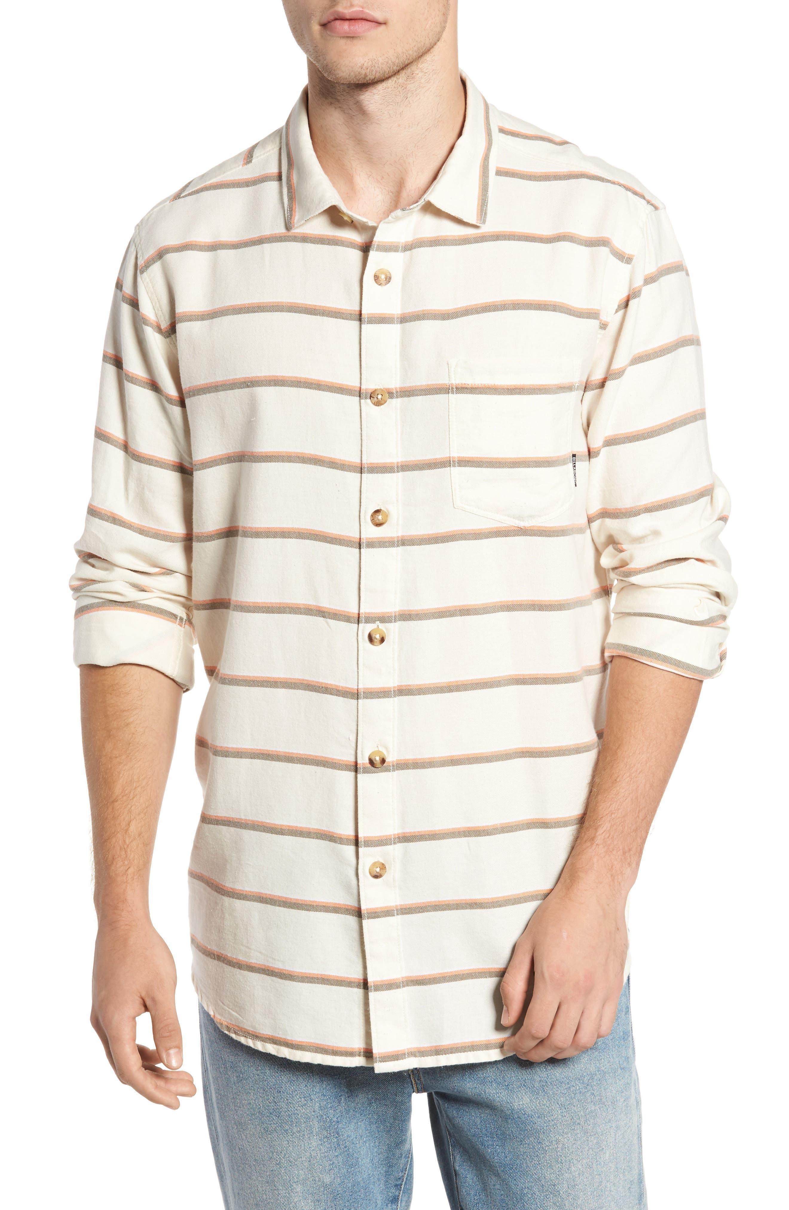 Alternate Image 1 Selected - Billabong Freemont Flannel Shirt