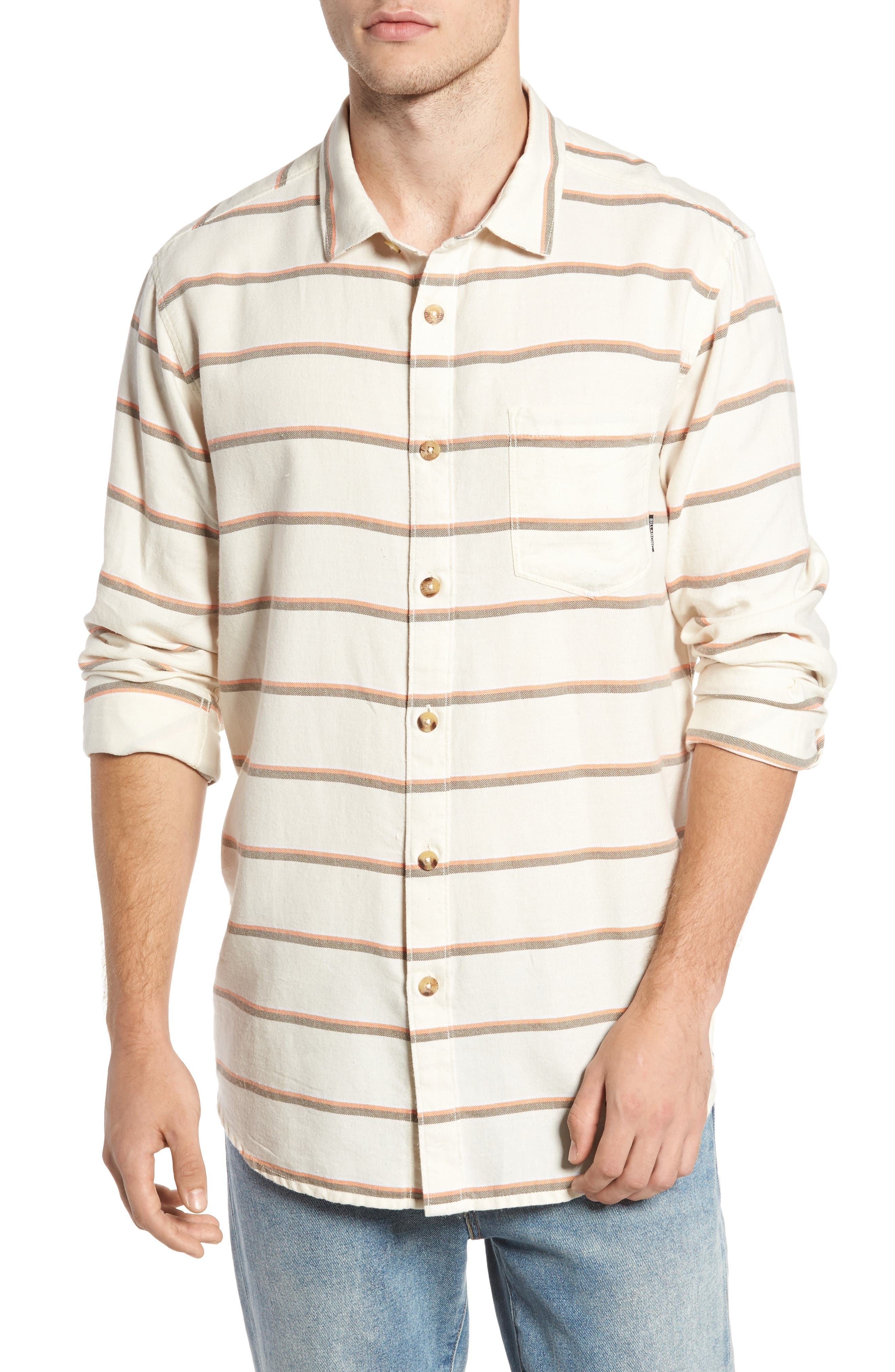 Billabong Freemont Flannel Shirt