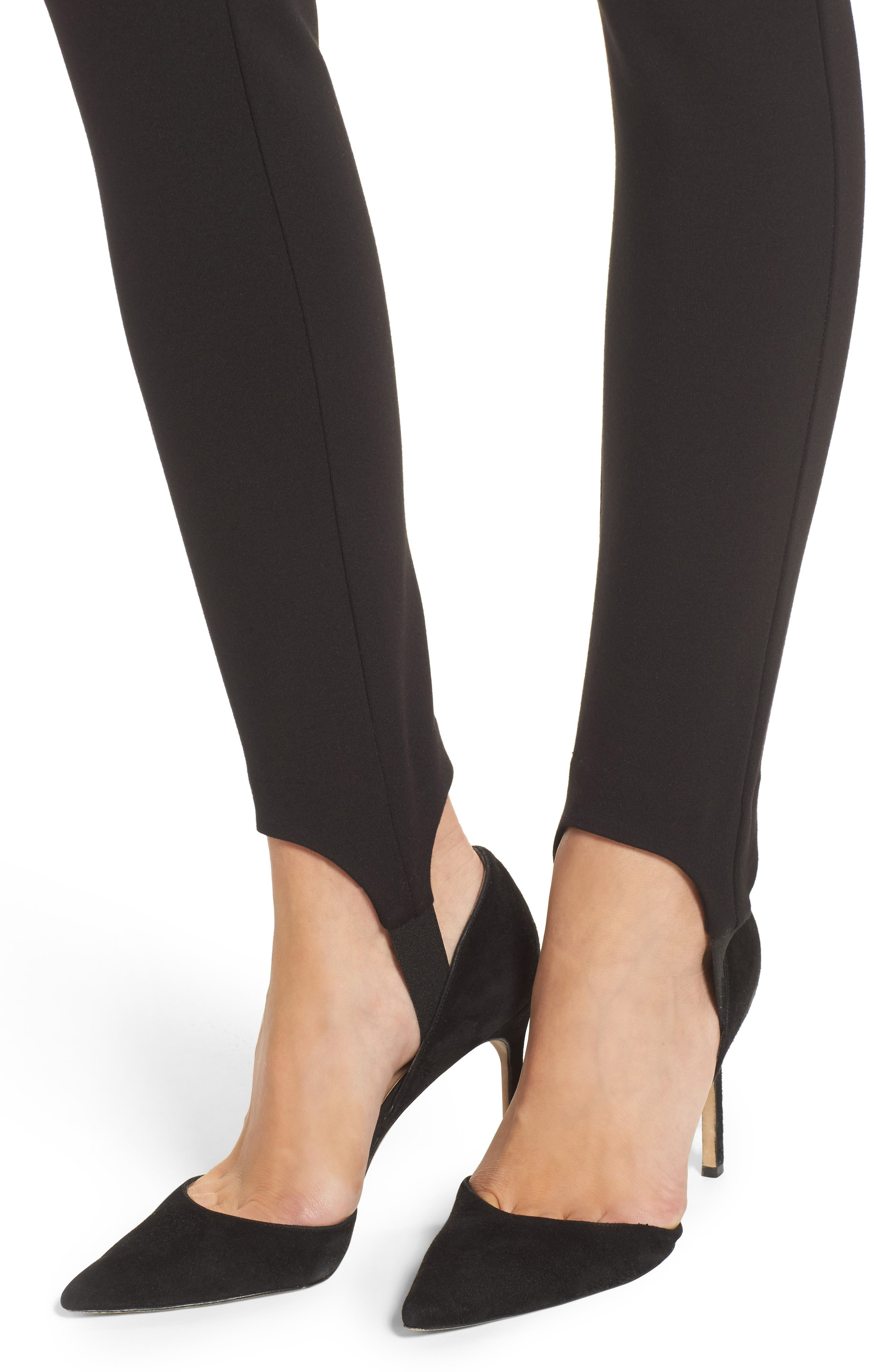 Alternate Image 4  - Trouvé Knit Stirrup Leggings