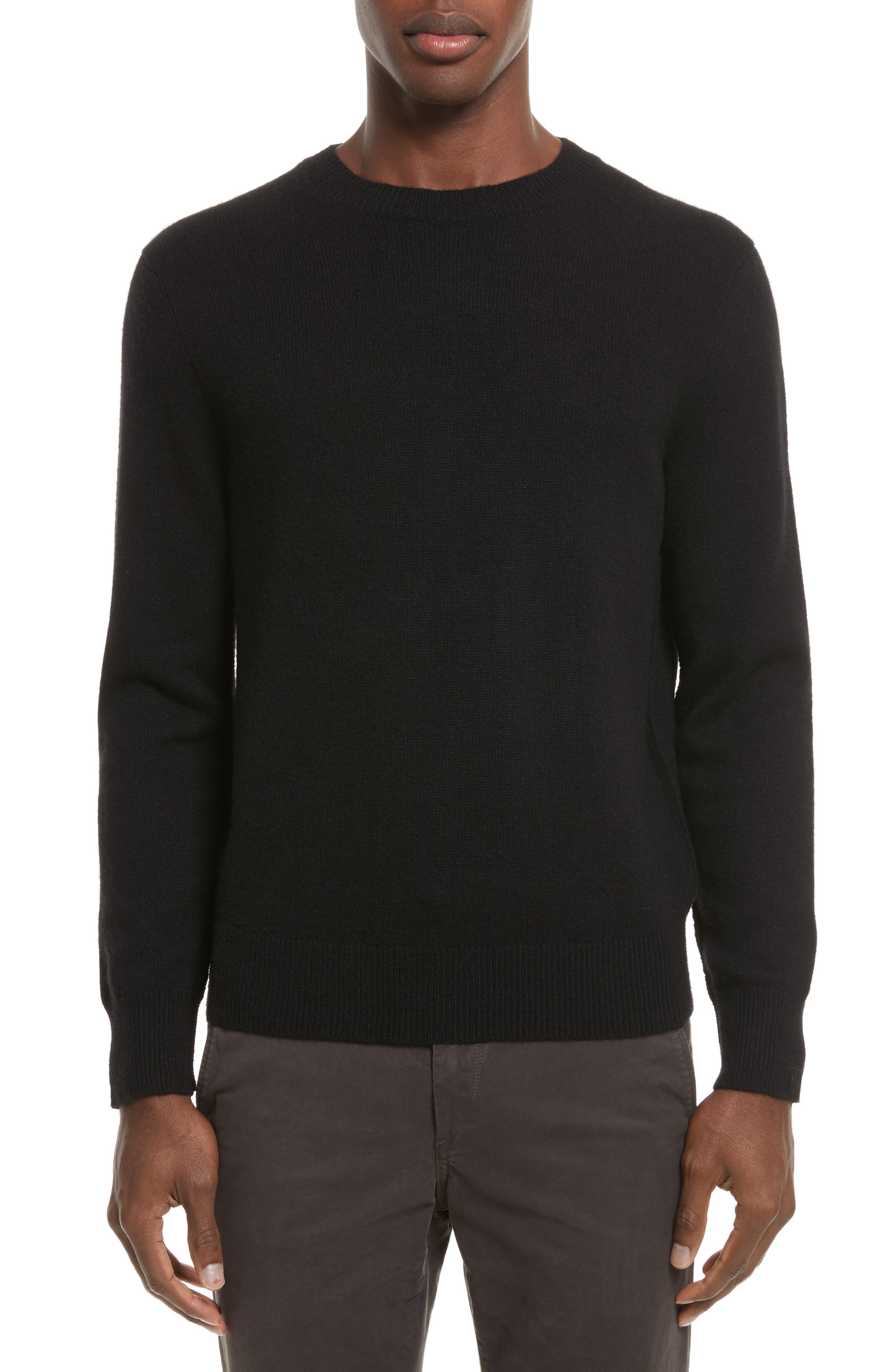 Main Image - rag & bone Haldon Cashmere Crewneck Sweatshirt
