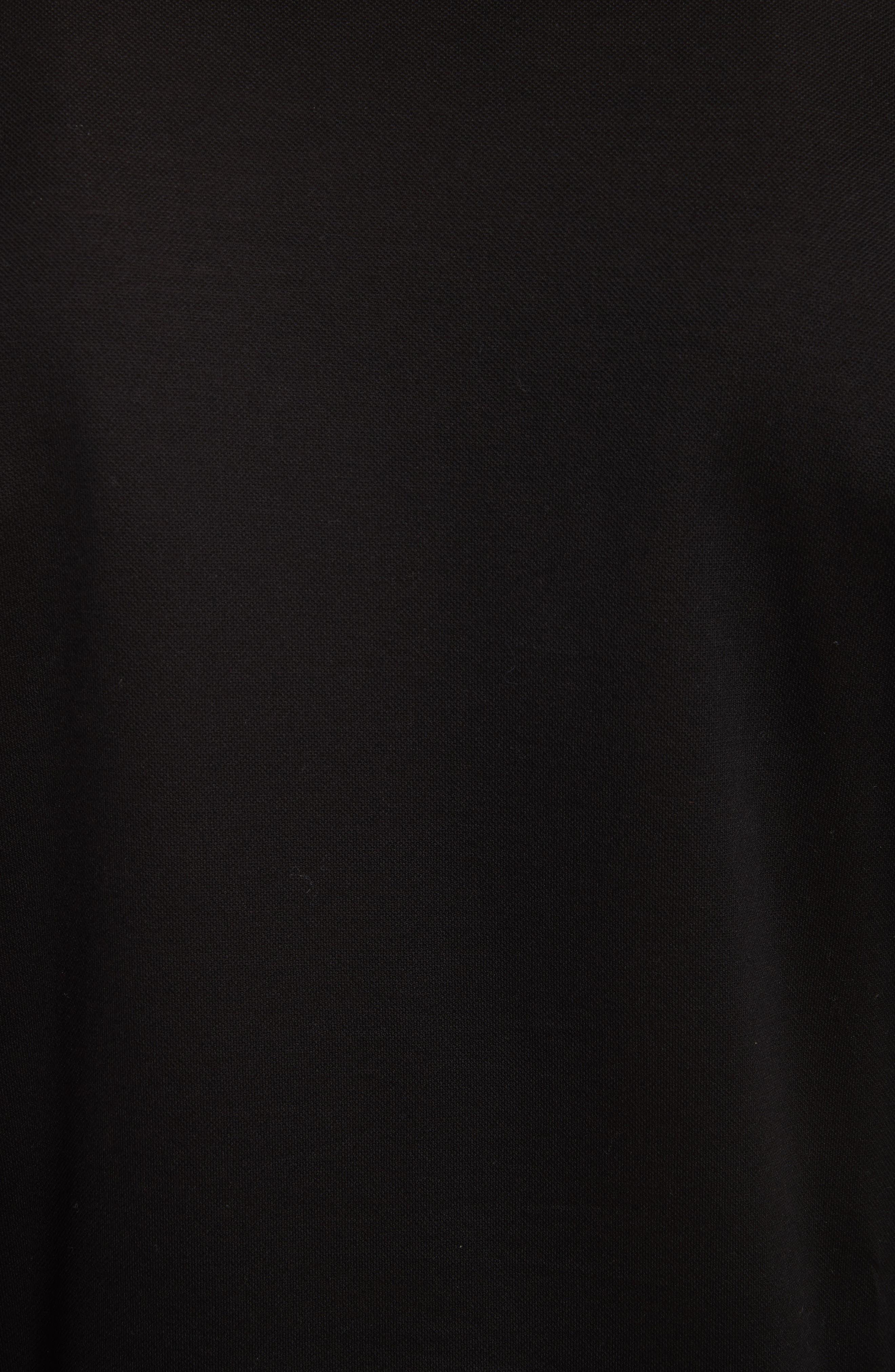 Alternate Image 5  - Neil Barrett Stripe Tipped Polo