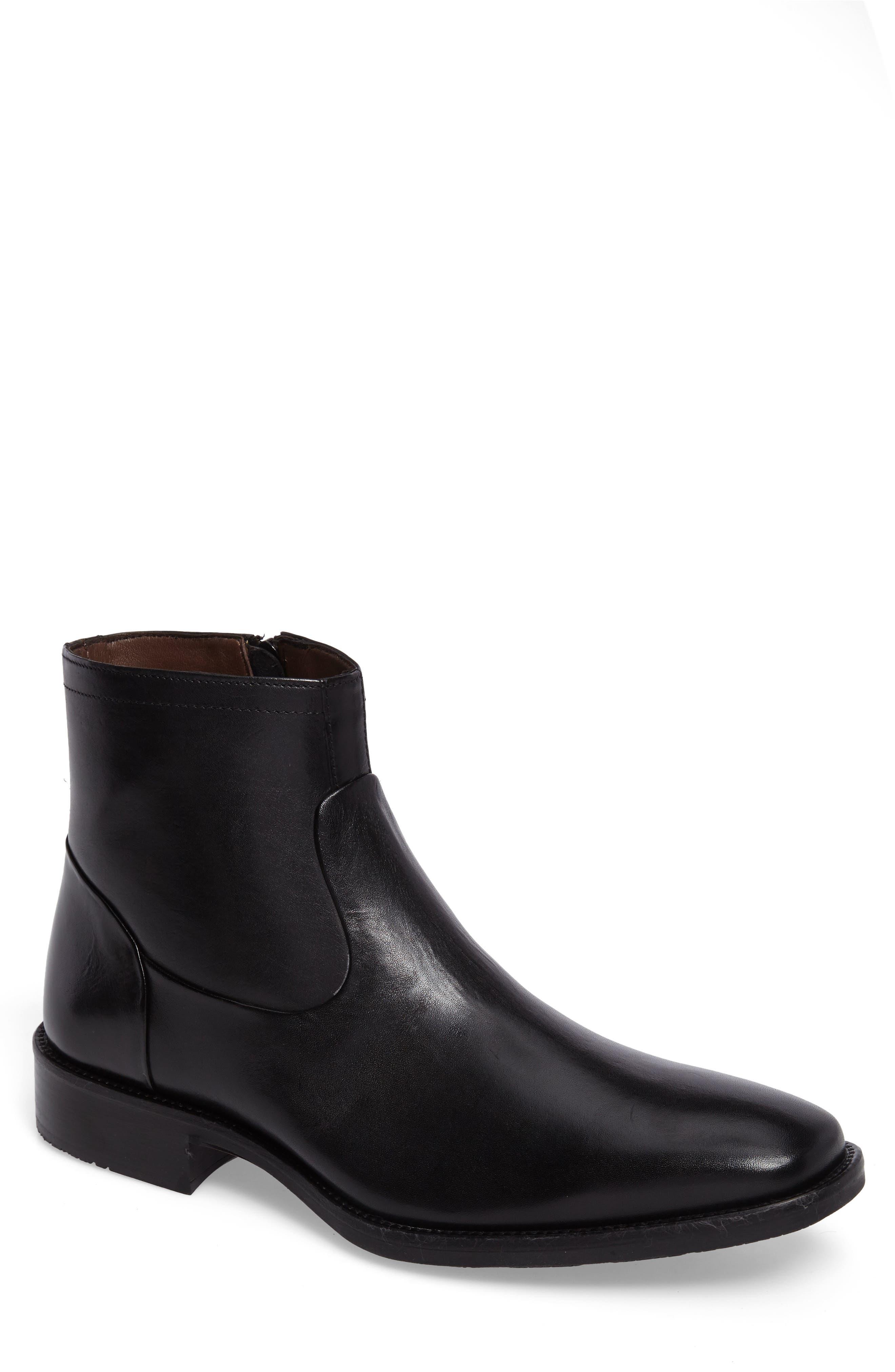 Johnston & Murphy Lancaster Zip Boot (Men)