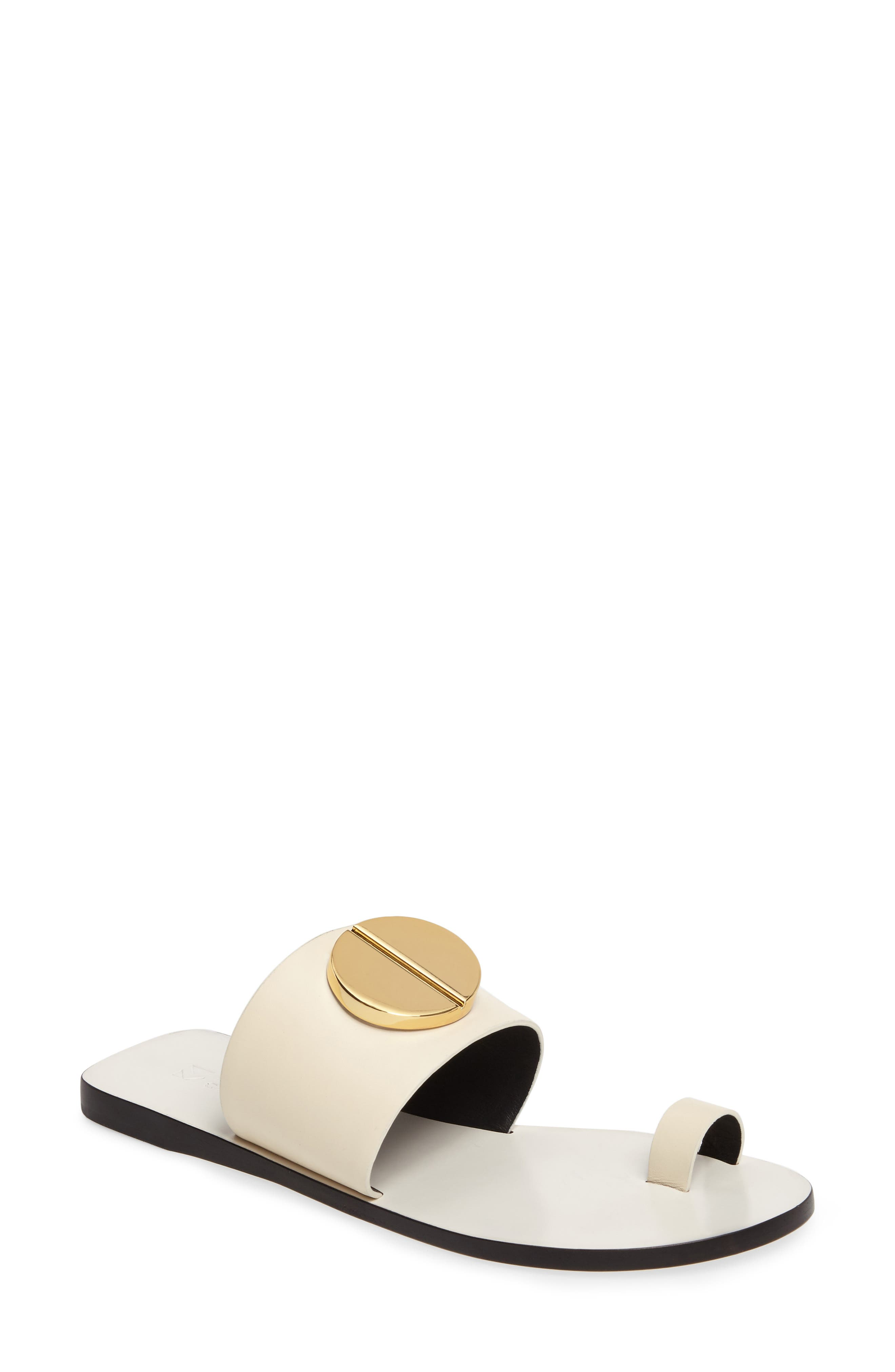Alternate Image 1 Selected - Mercedes Castillo Fallon Toe-Loop Sandal (Women)