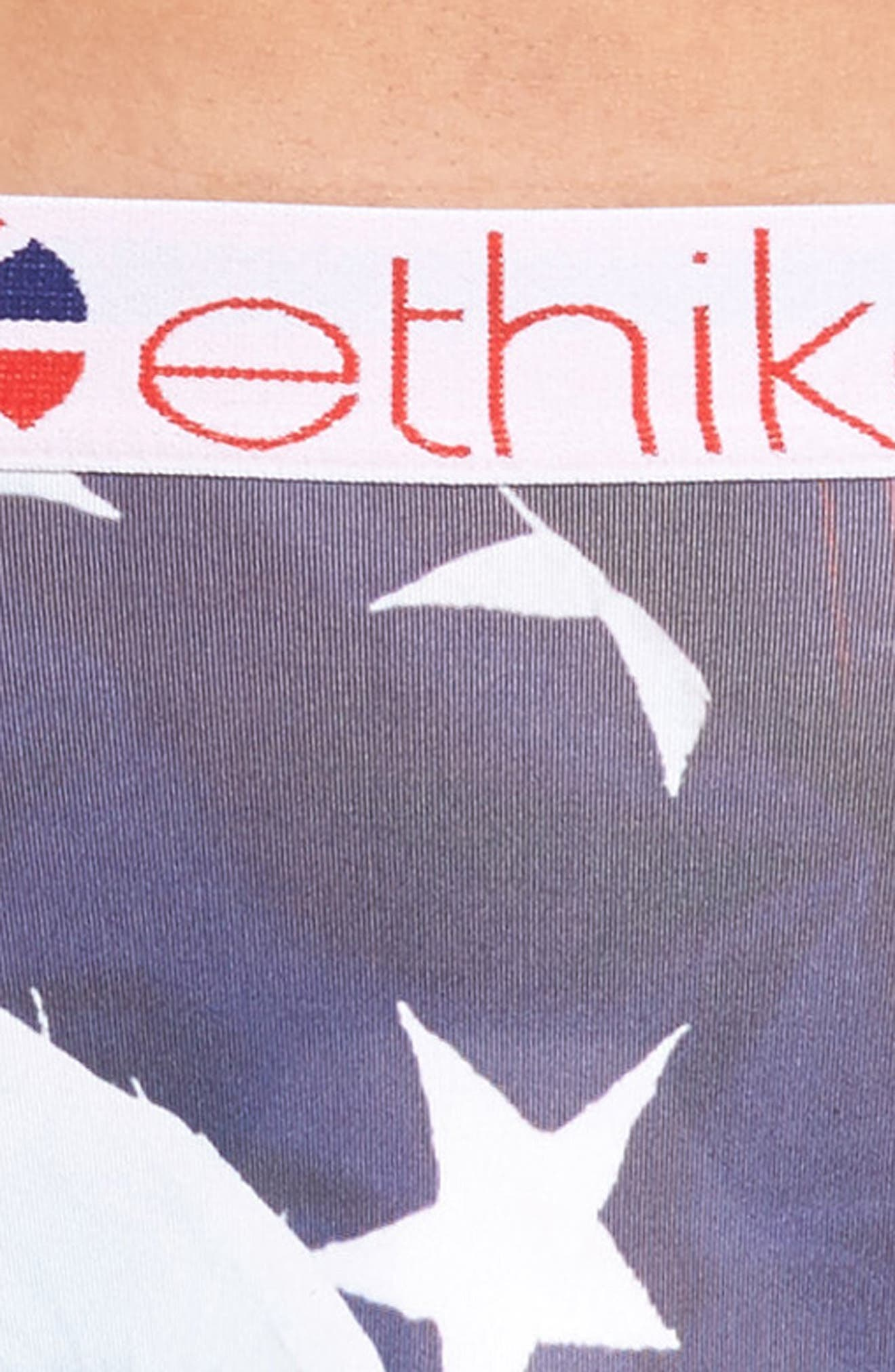 Alternate Image 4  - Ethika 4th of July Eagle Boxer Briefs