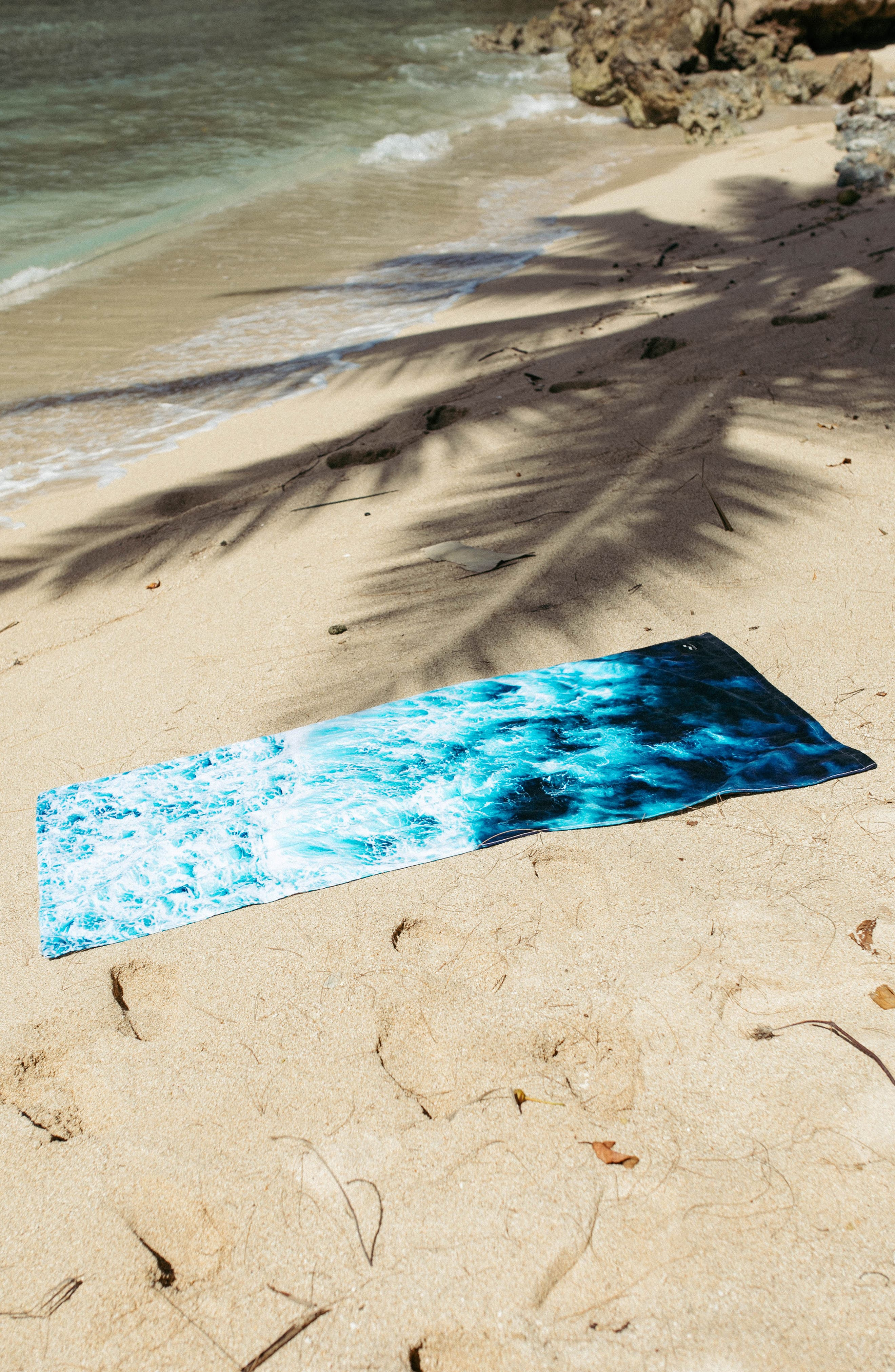 Alternate Image 3  - Slowtide Washout Beach Towel