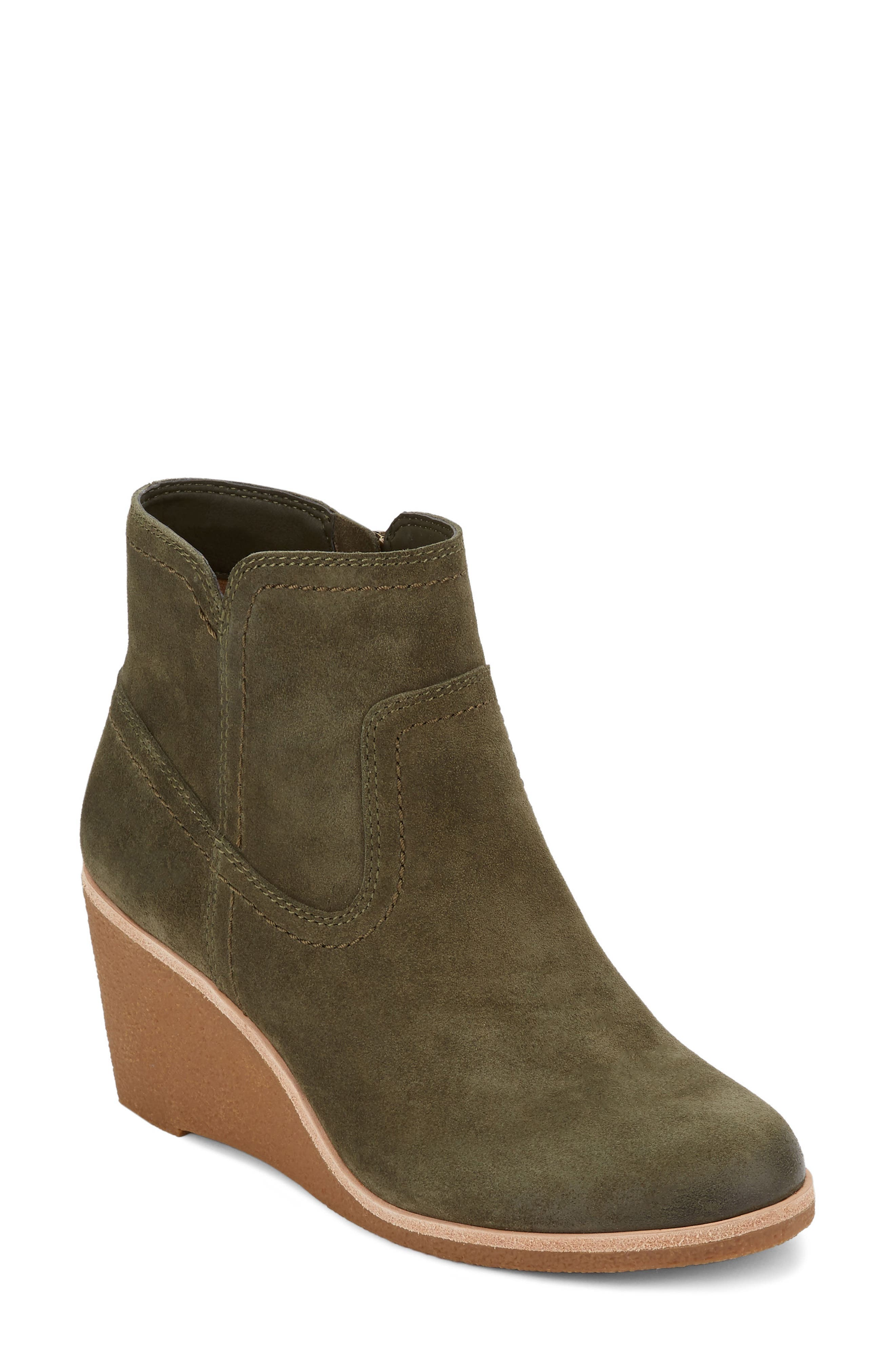 Alternate Image 1 Selected - G.H. Bass & Co. Rosanne Wedge Bootie (Women)