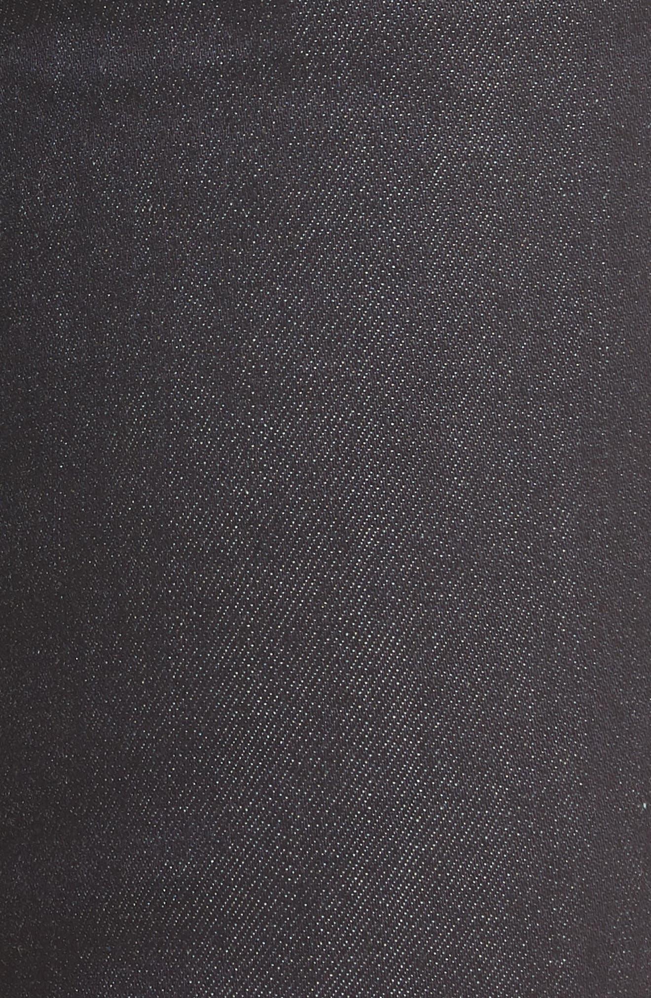 Alternate Image 5  - Hudson Jeans Tally Crop Skinny Jeans (Contender)
