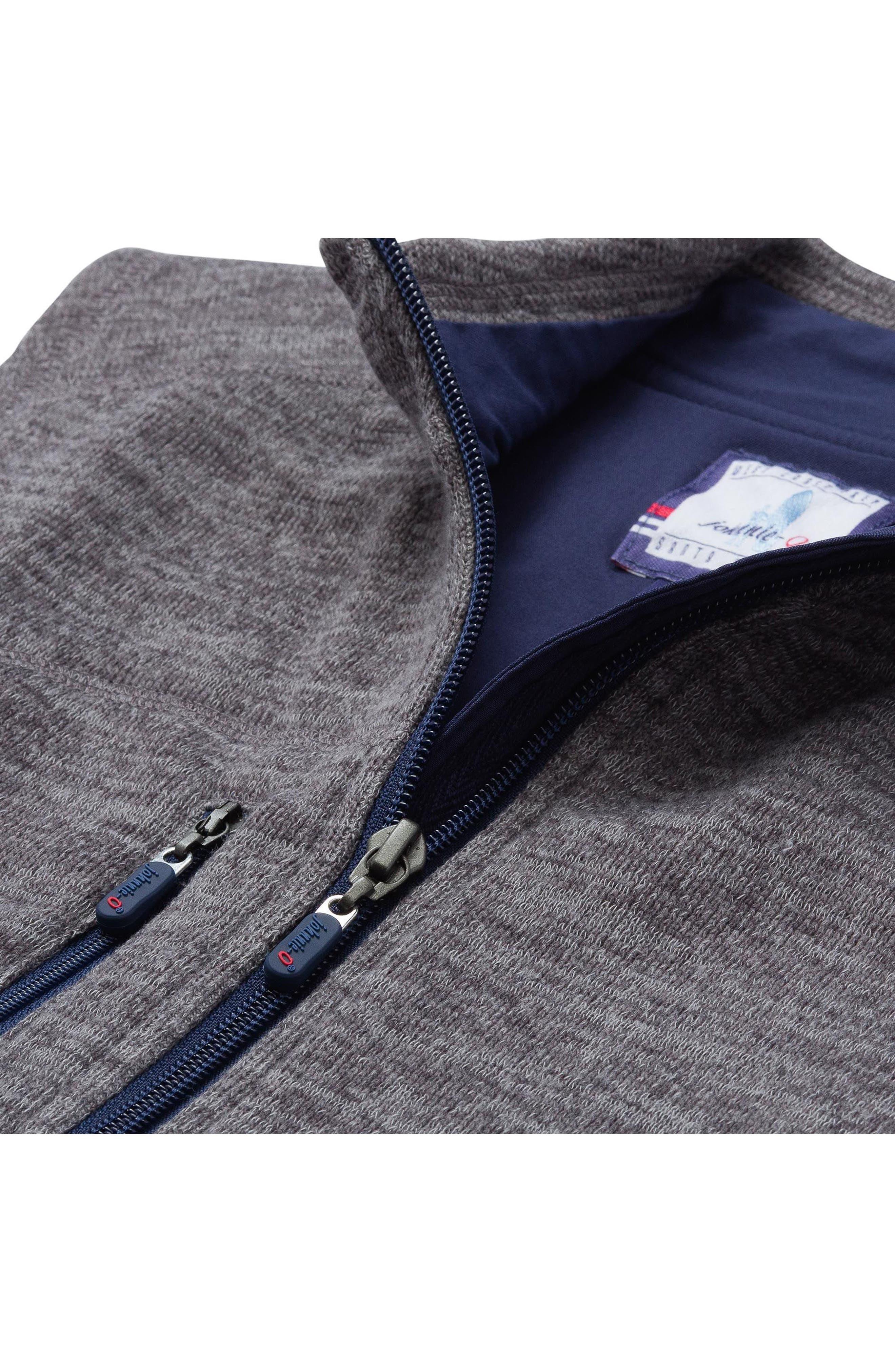 Tahoe Zip Vest,                             Alternate thumbnail 2, color,                             Quarry