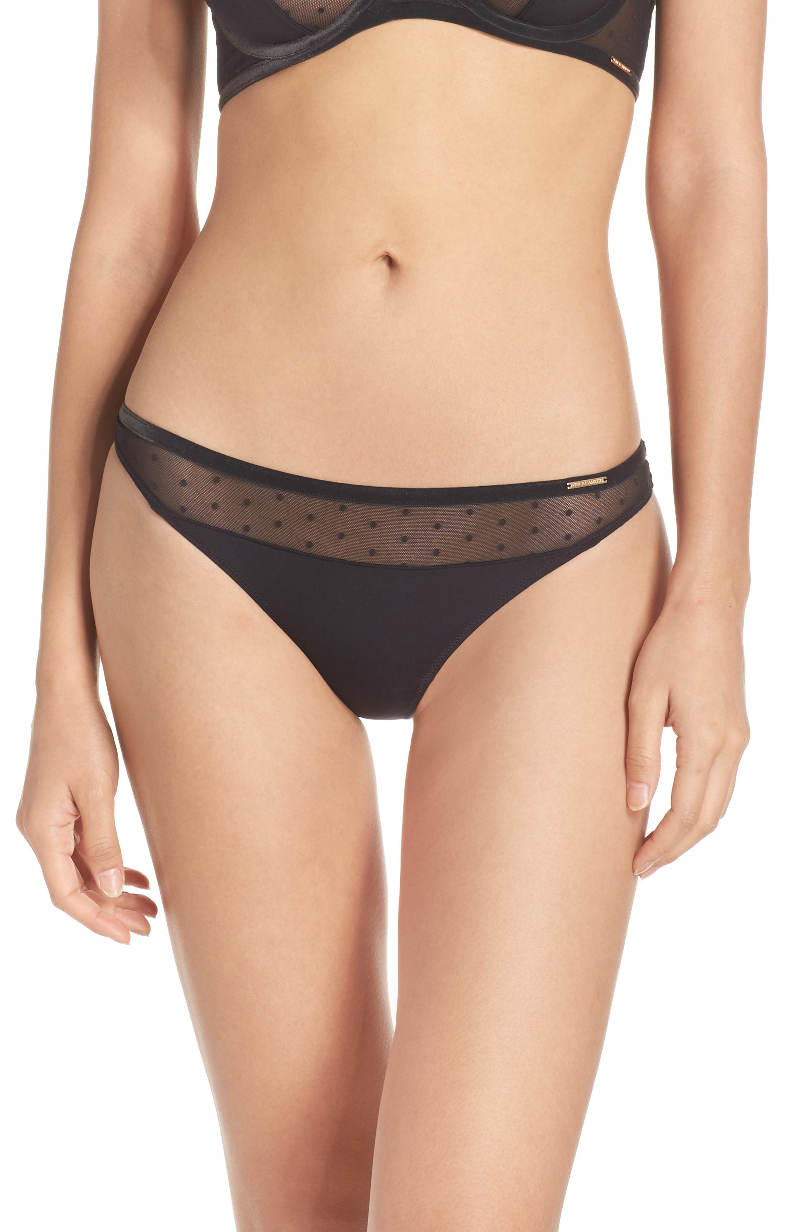 Alternate Image 1 Selected - Vince Camuto Thong