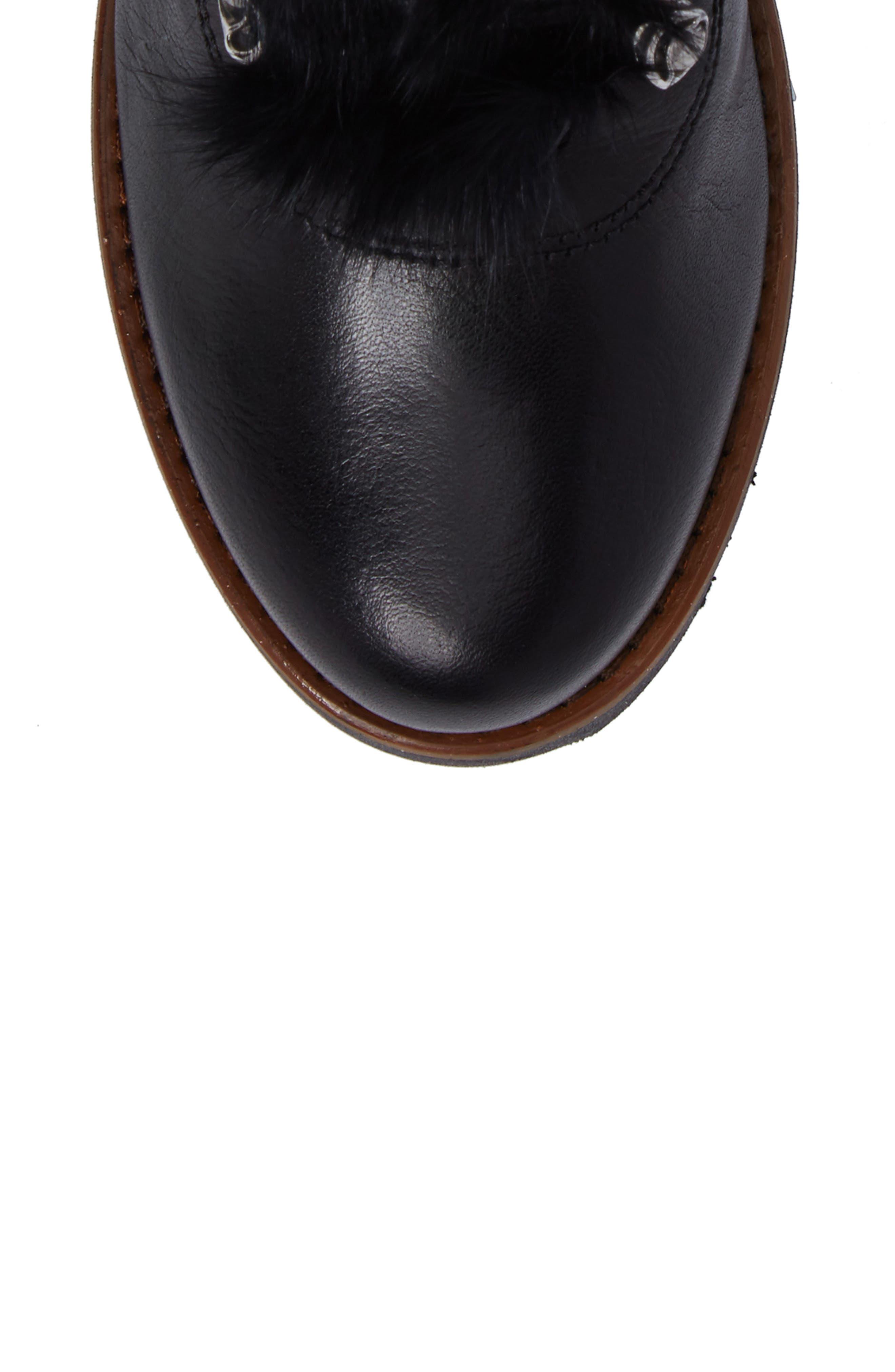 Alternate Image 5  - Rudsak Tsar Genuine Rabbit Fur Boot (Women)