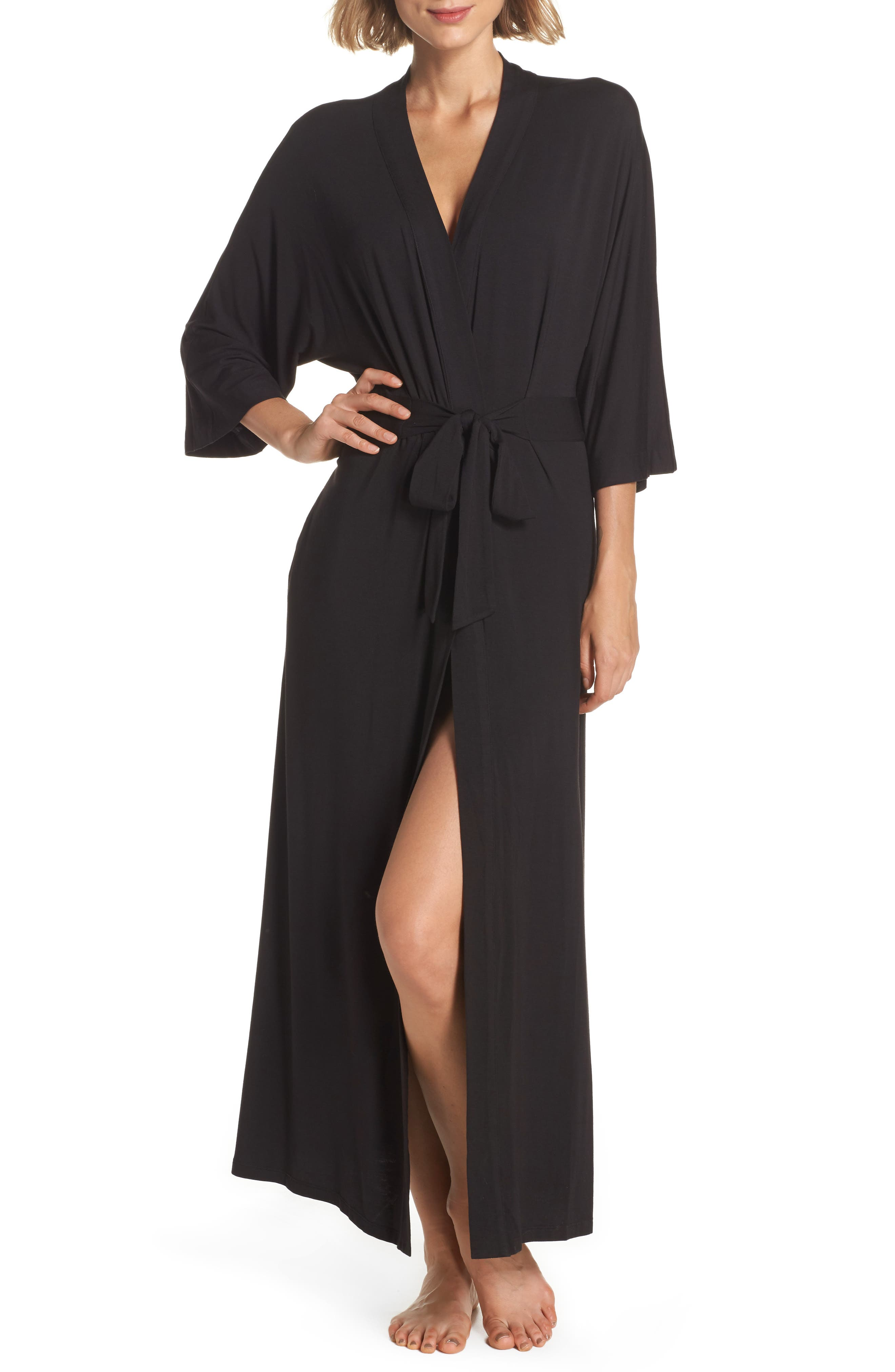 DKNY Urban Essentials Long Robe