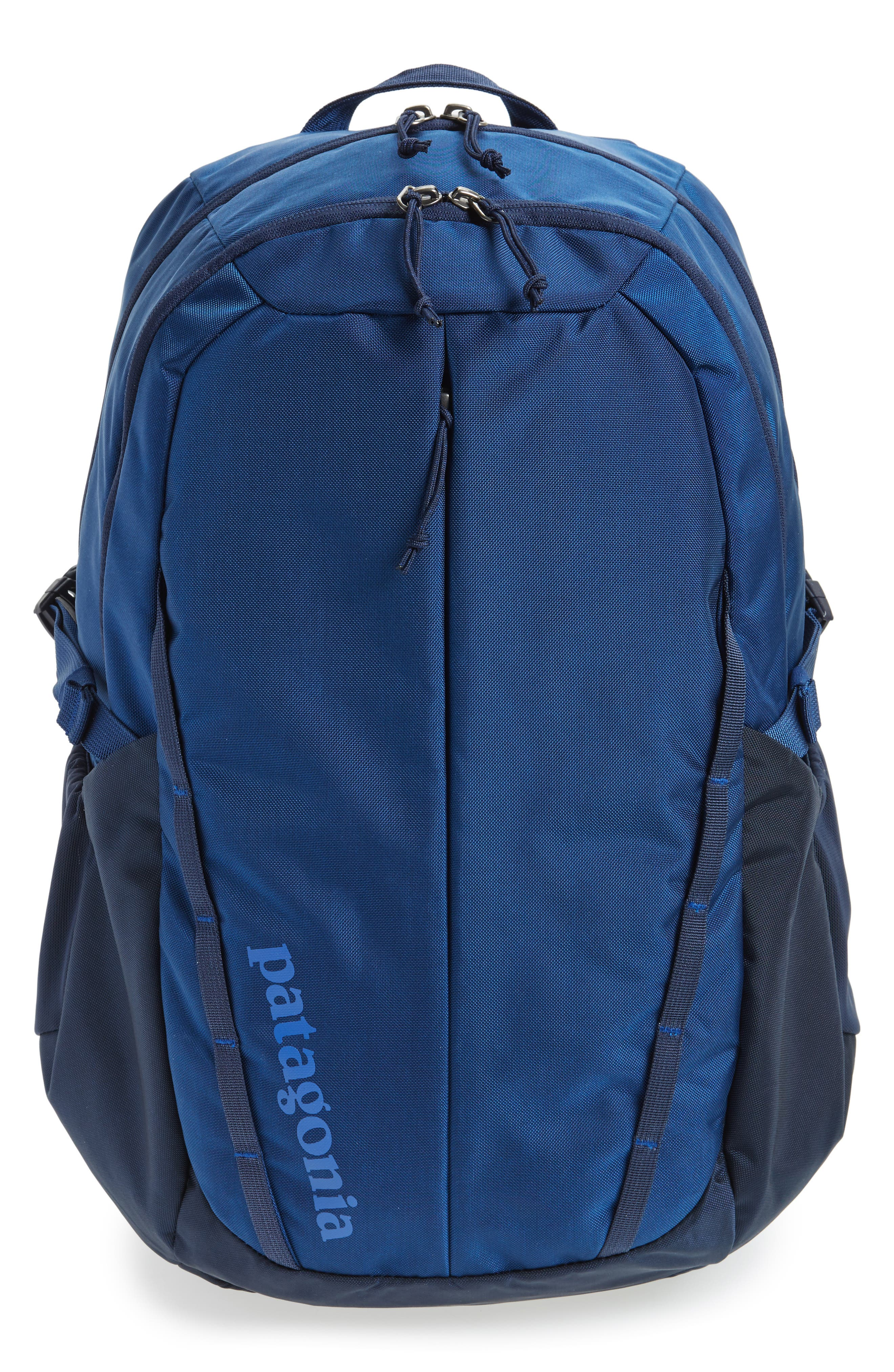 28L Refugio Backpack,                         Main,                         color, Navy Blue