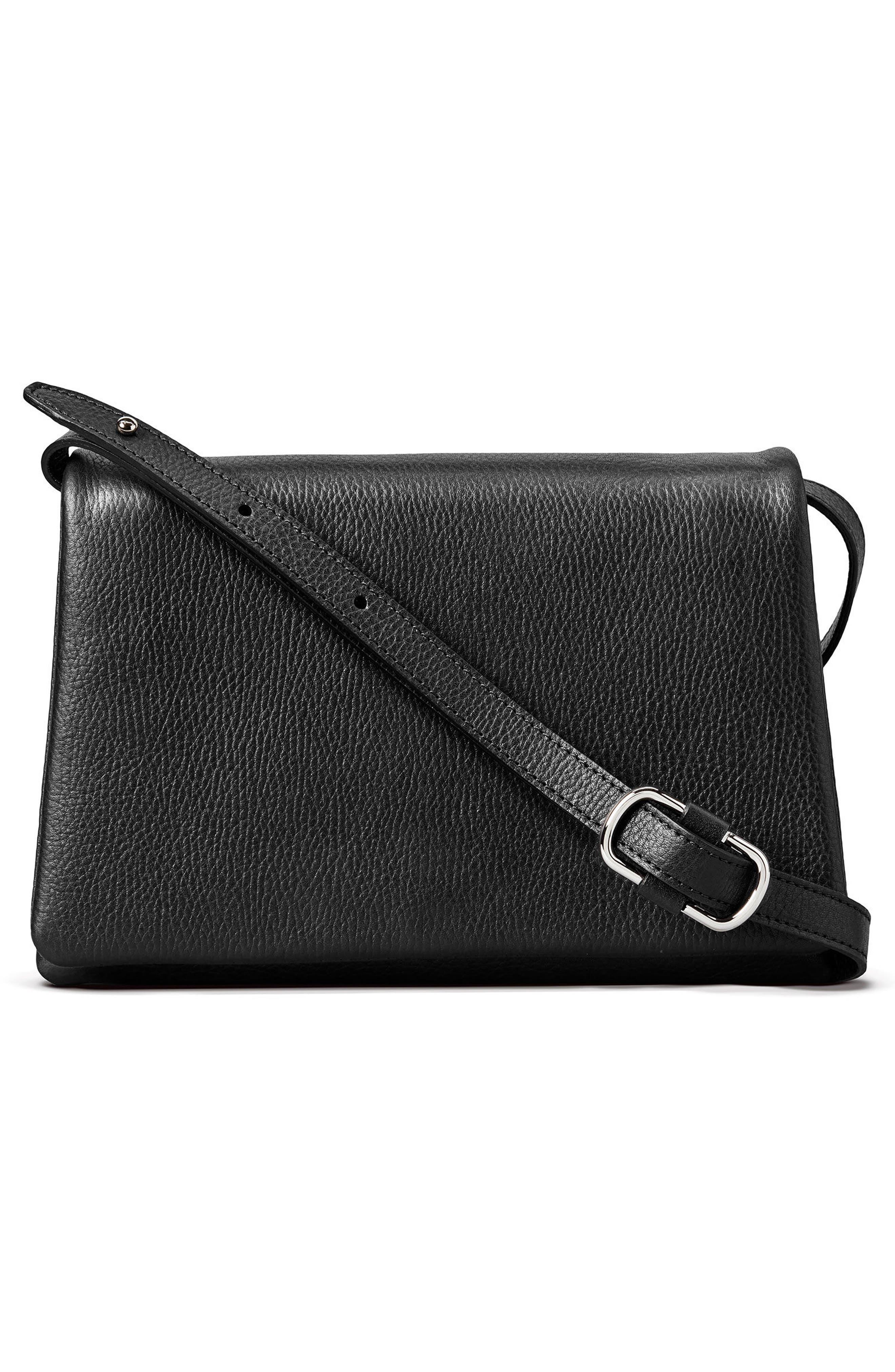 Alternate Image 8  - Shinola Leather Convertible Shoulder Bag