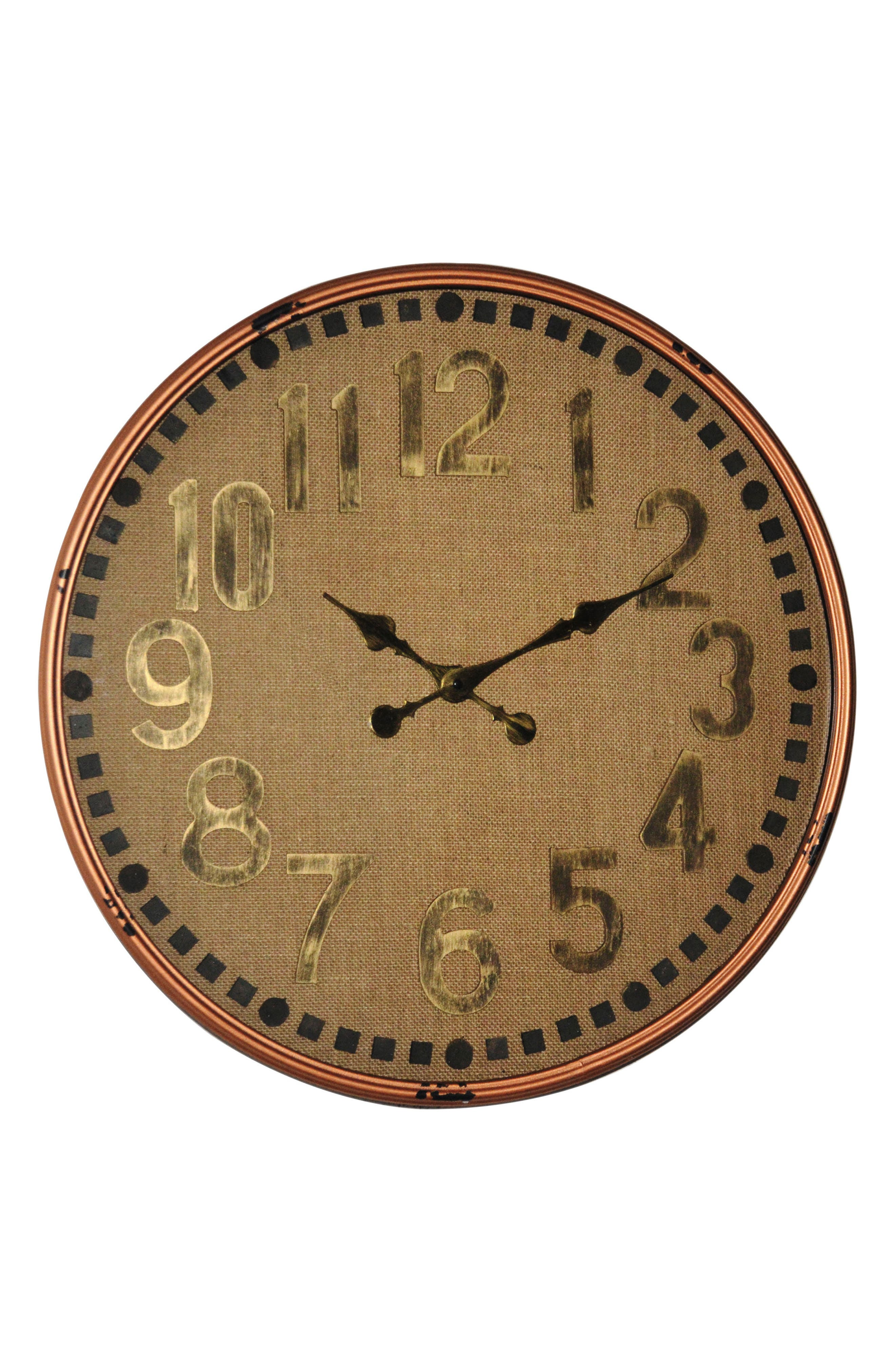 Main Image - Foreside Memphis Wall Clock