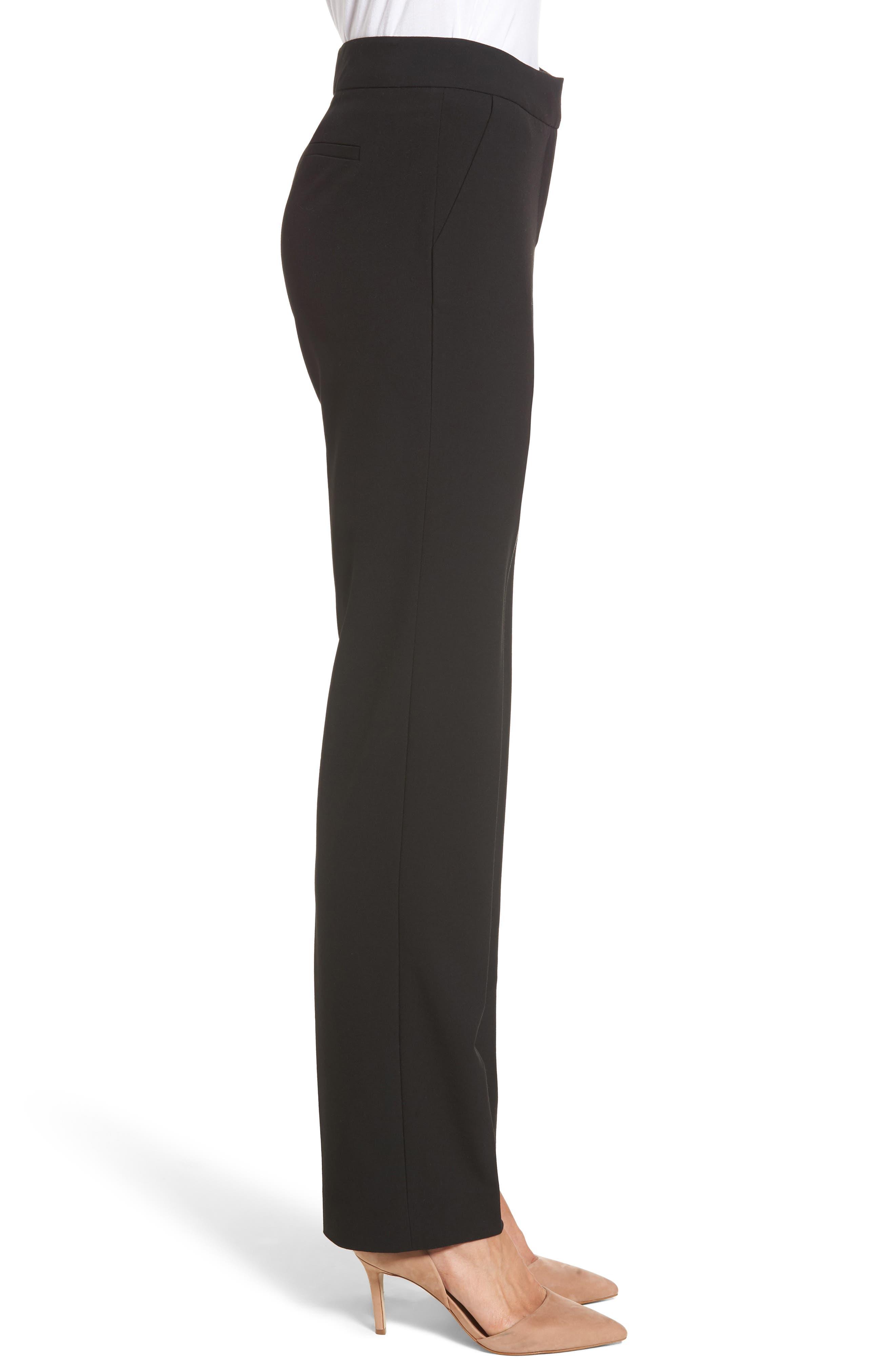 Alternate Image 3  - Halogen® Stovepipe Pants (Regular & Petite)