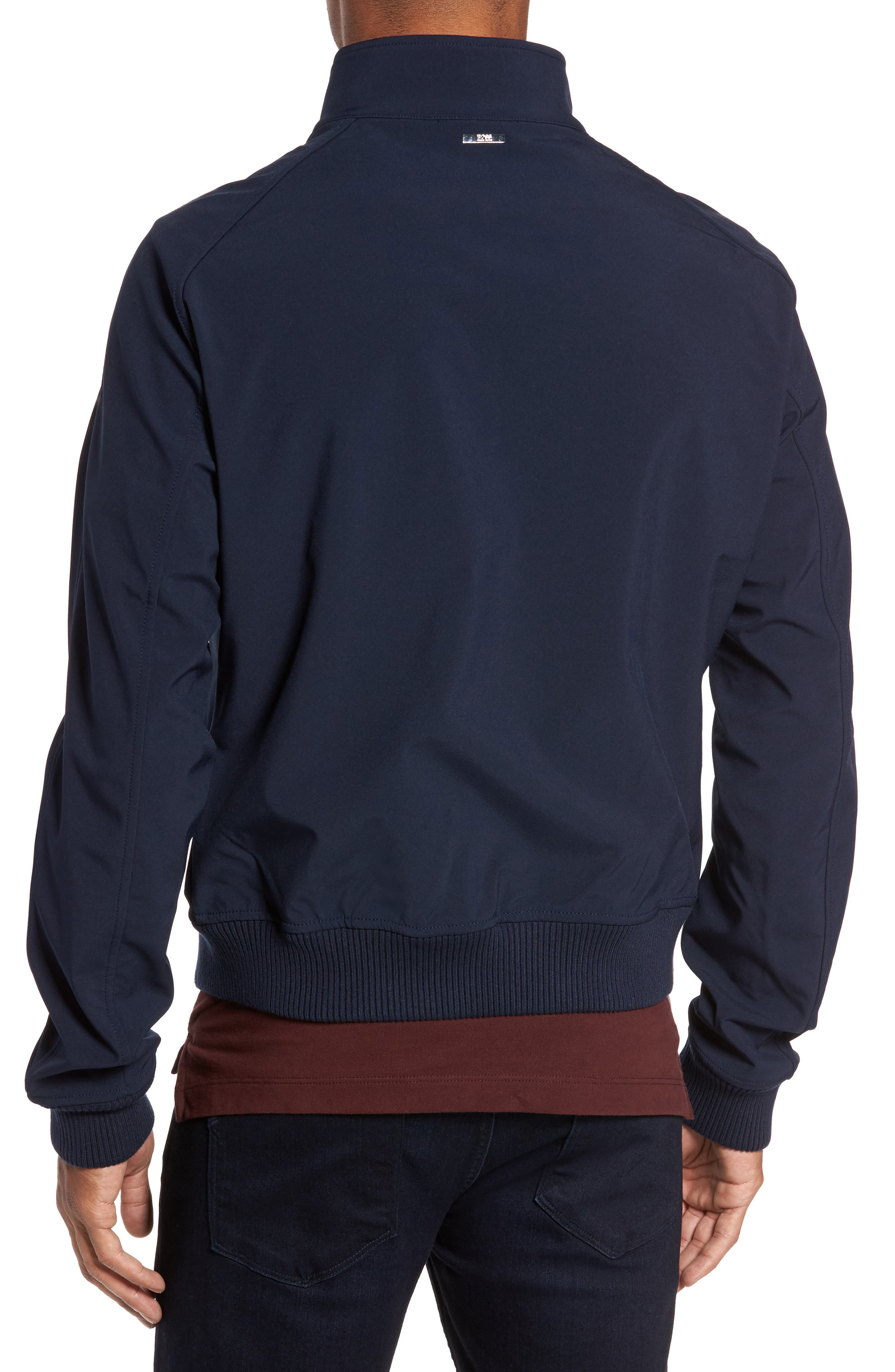 Corva Technical Jacket,                             Alternate thumbnail 2, color,                             Navy