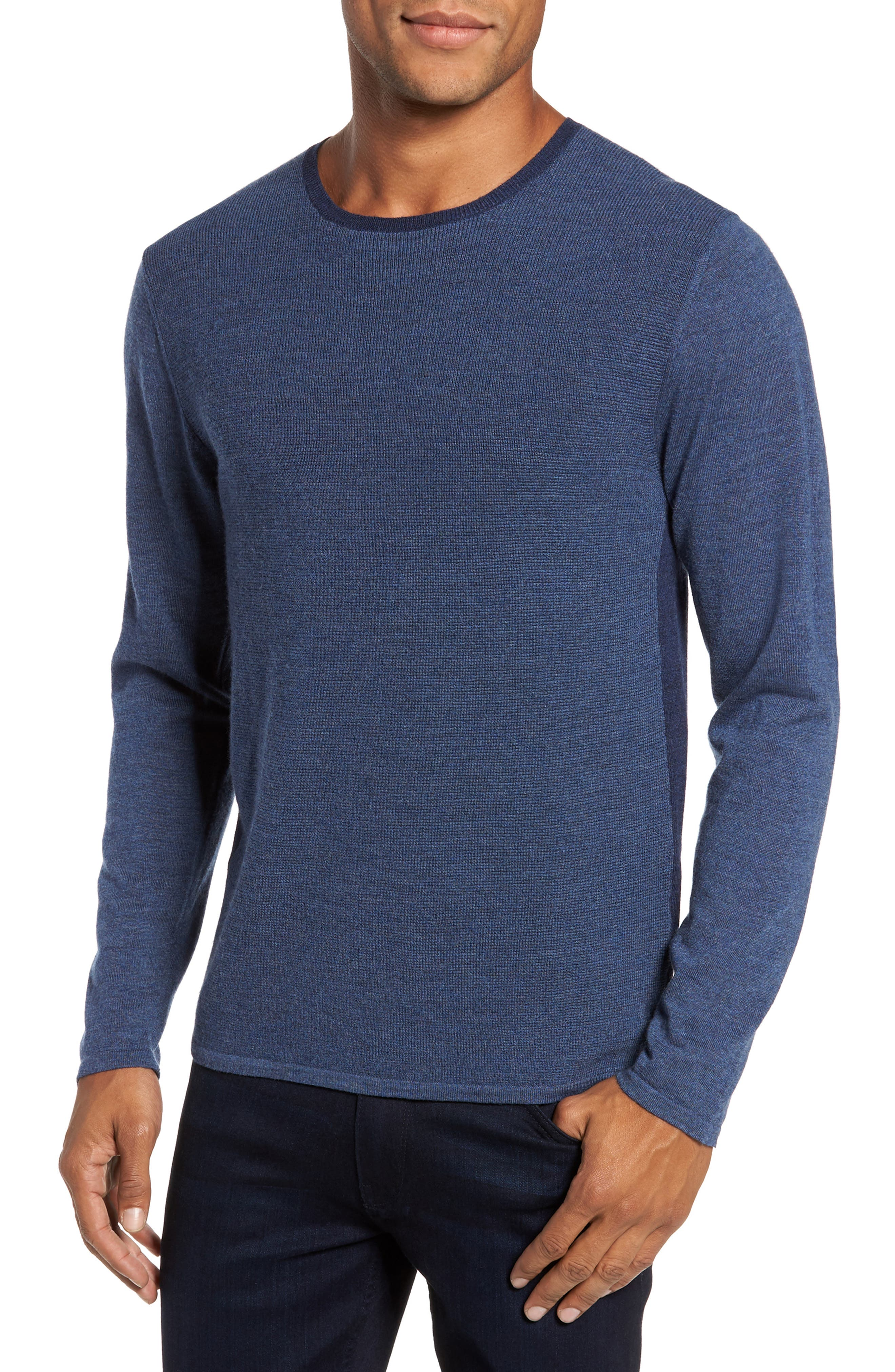 Zachary Prell Huxley Merino Sweater