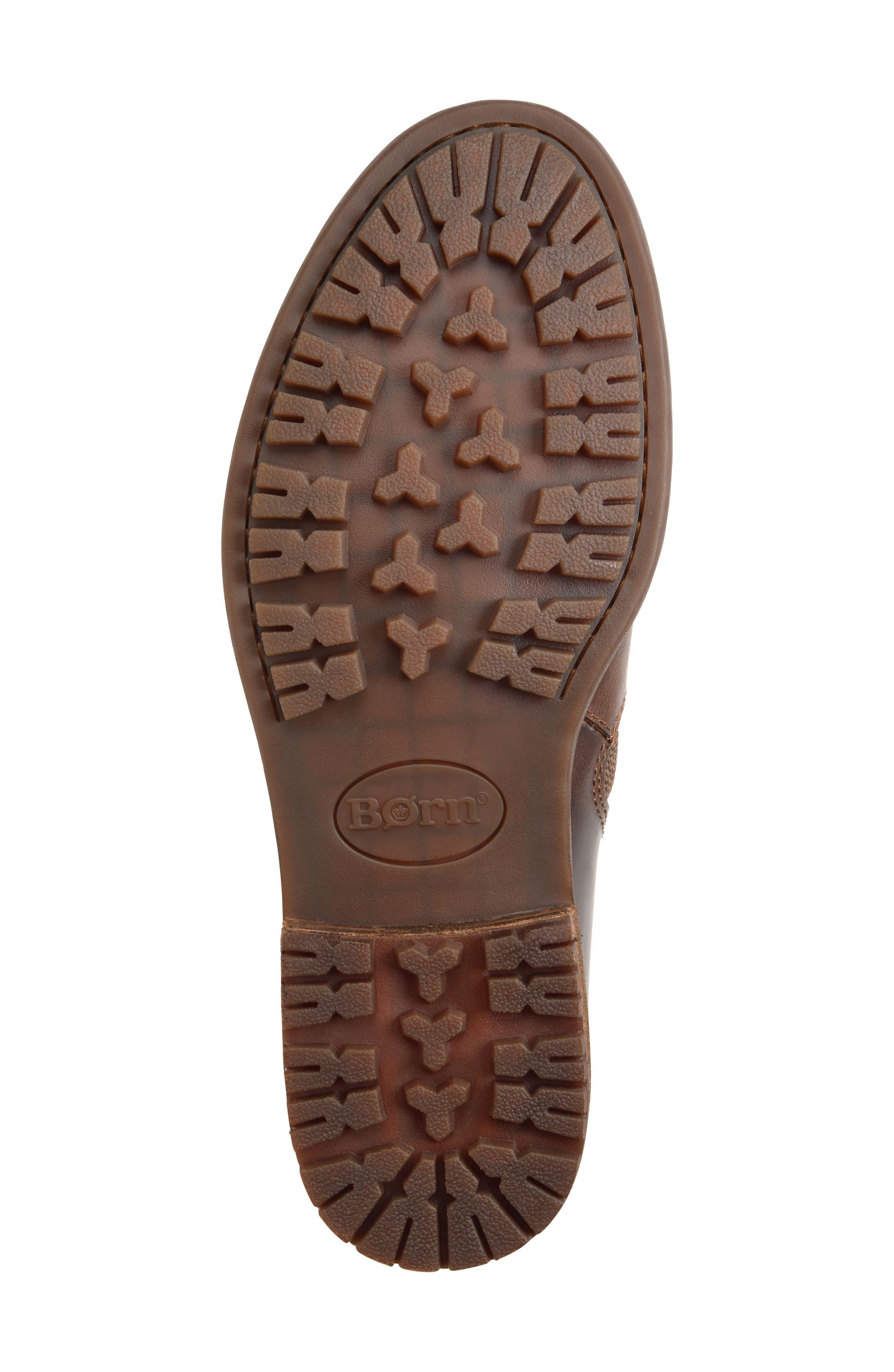 Alternate Image 6  - Børn Senn Plain Toe Slip-On (Men)