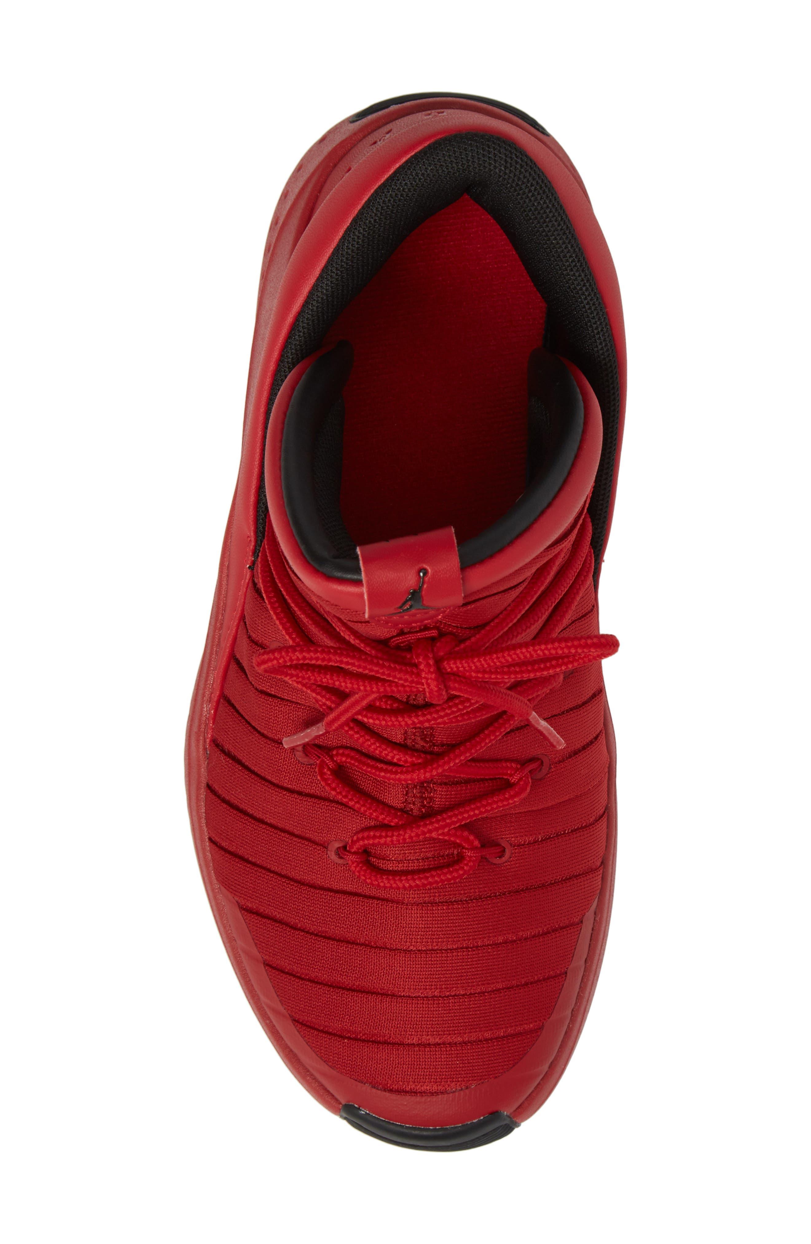 Alternate Image 5  - Nike Jordan Flight Luxe Sneaker (Big Kid)