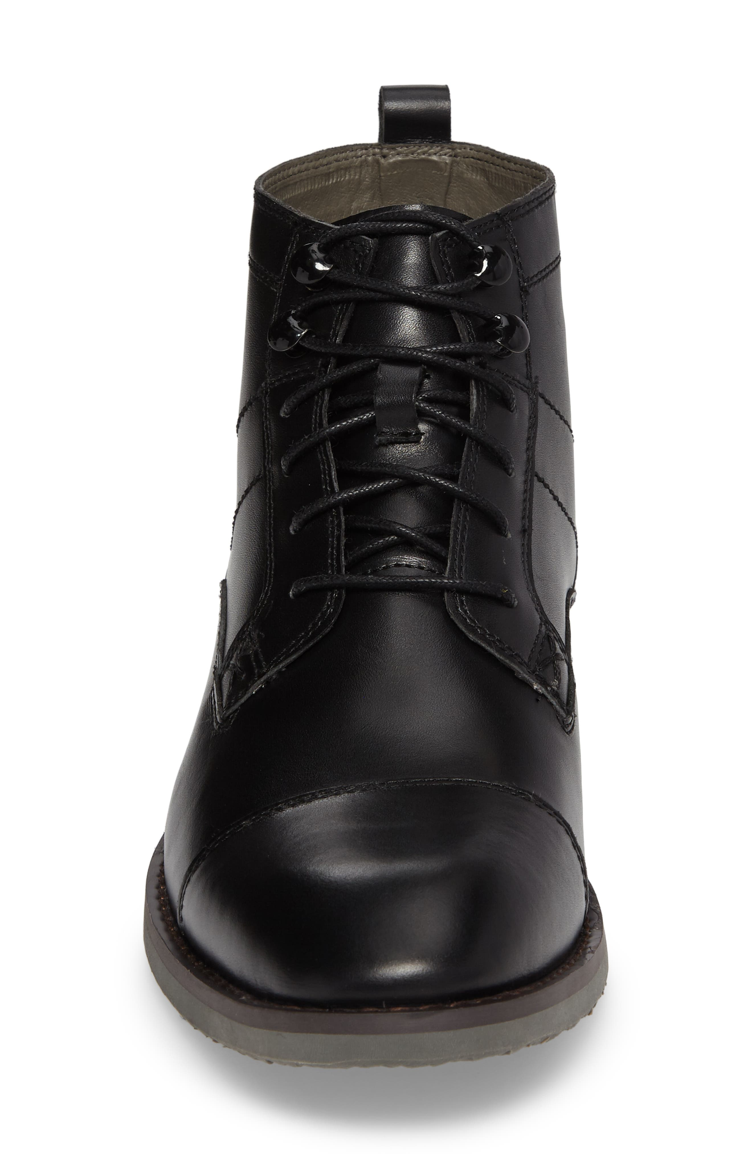 Alternate Image 4  - English Laundry Ensor Cap Toe Boot (Men)