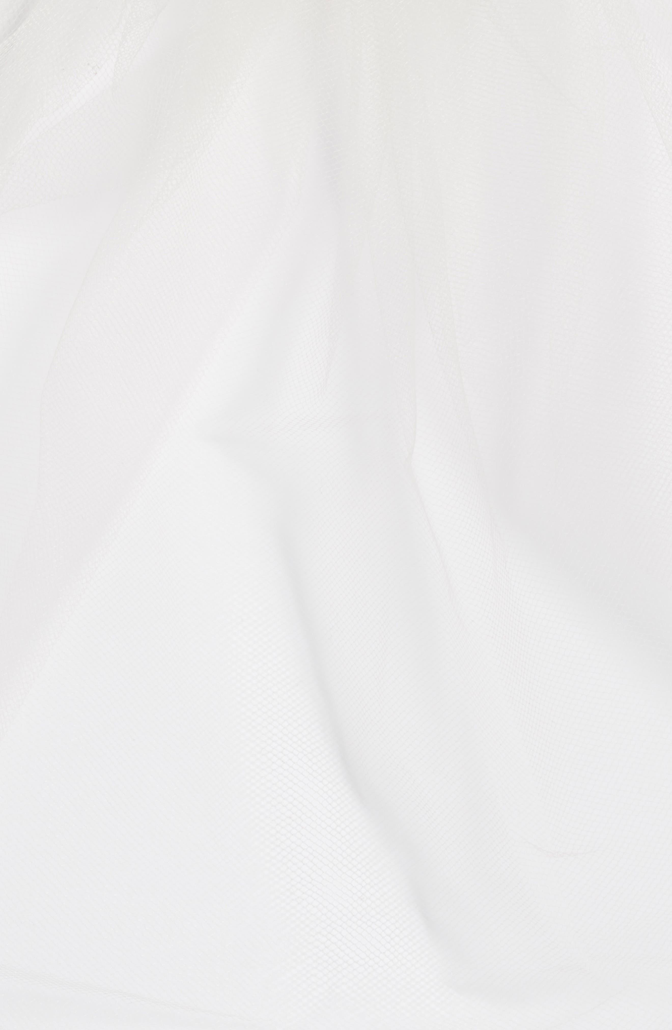 Alternate Image 3  - J-Picone Bridal Veil Hair Comb