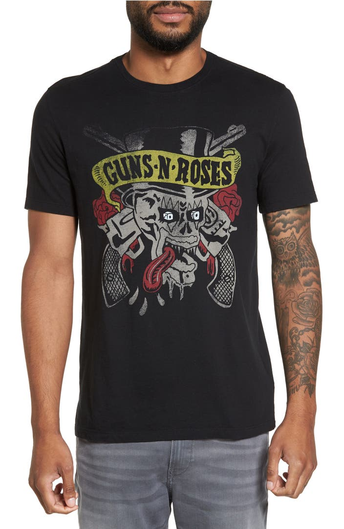 John Varvatos Guns N 39 Roses Graphic T Shirt Nordstrom