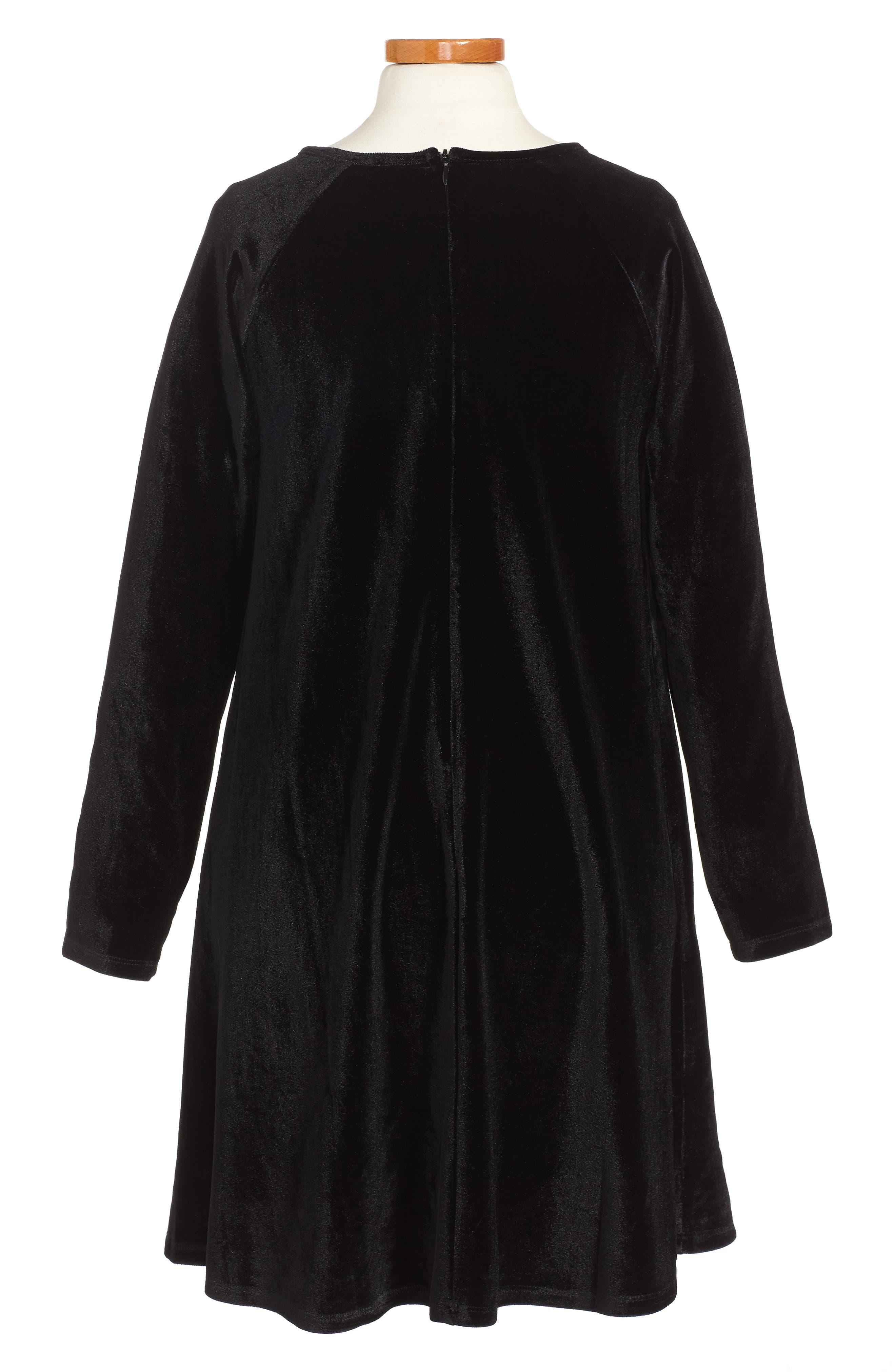Alternate Image 2  - Miss Behave Barbara Dress (Big Girls)