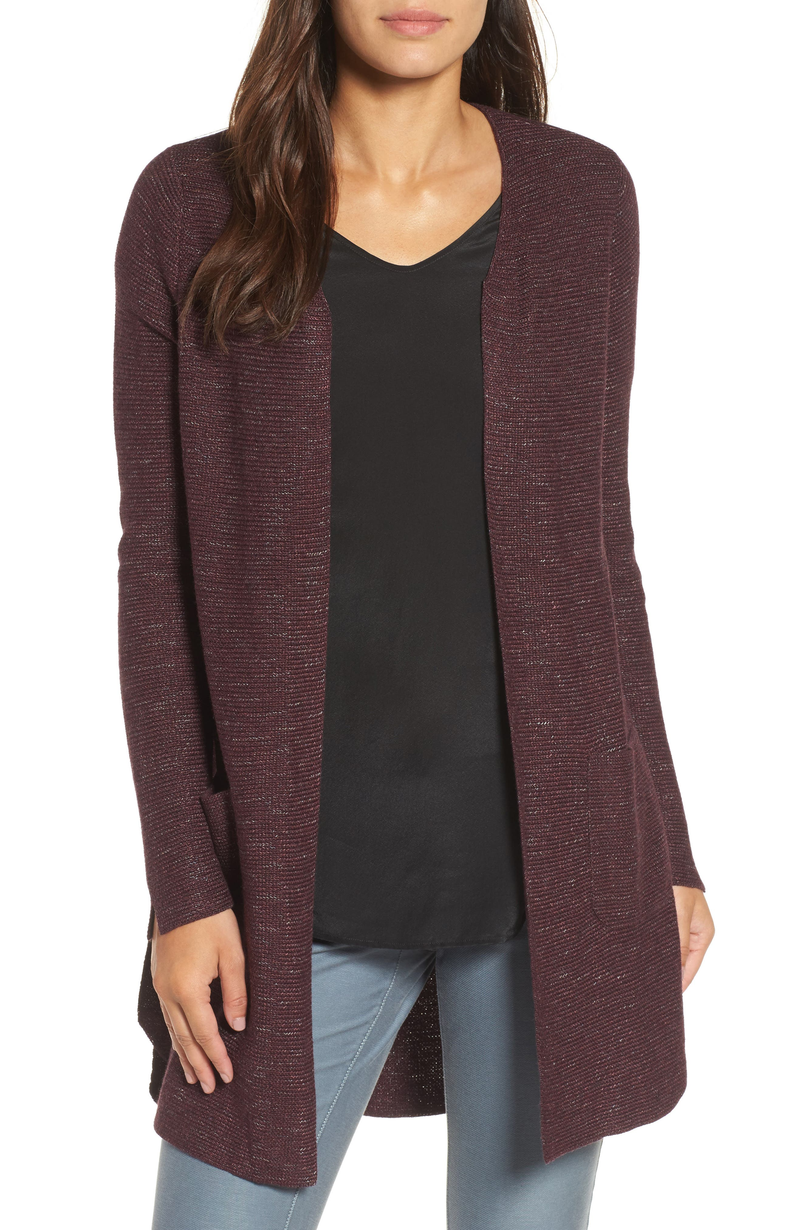 NIC+ZOE Morning Coffee Cardigan
