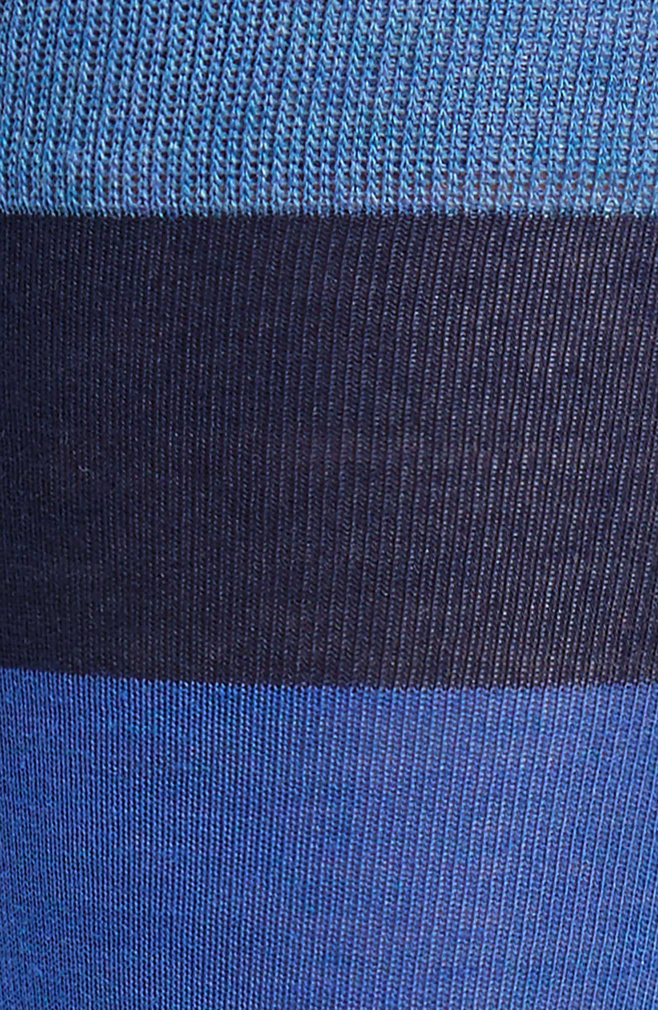 Alternate Image 2  - Calibrate Colorblock Socks (3 for $30)