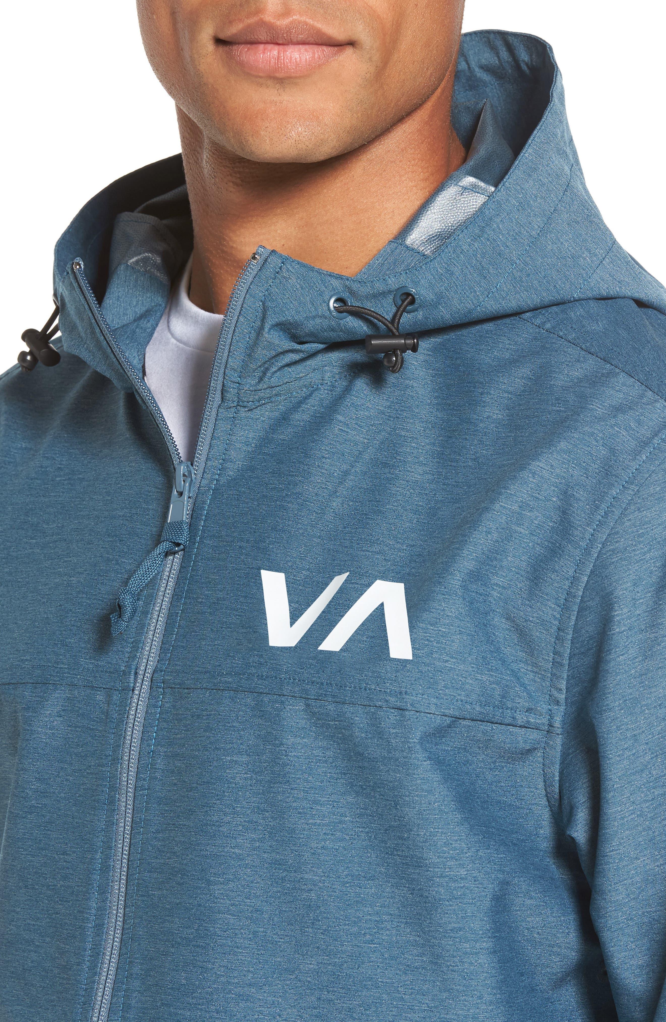 Steep Sport Jacket,                             Alternate thumbnail 4, color,                             Desert Blue
